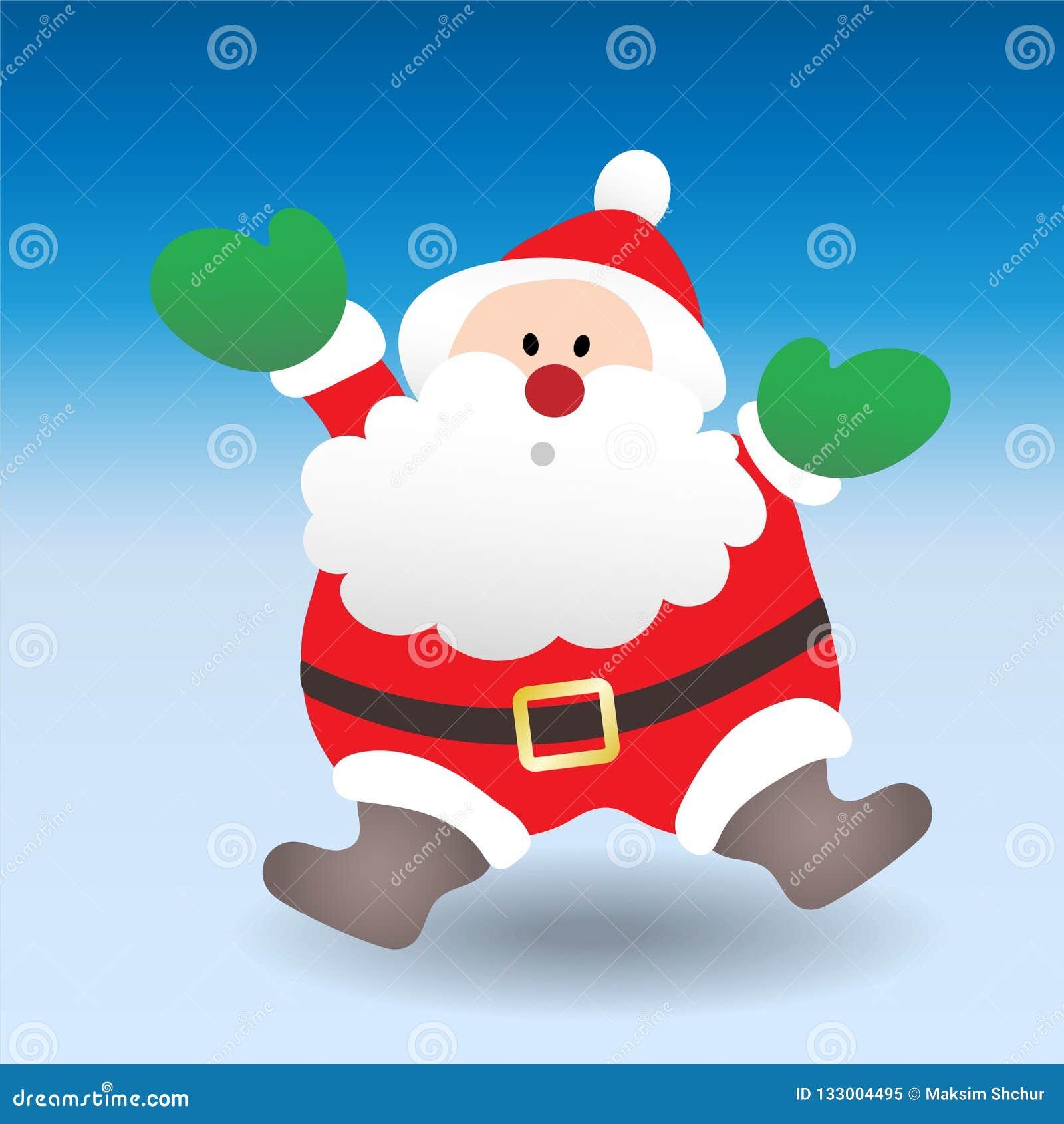 Papai Noel está vindo