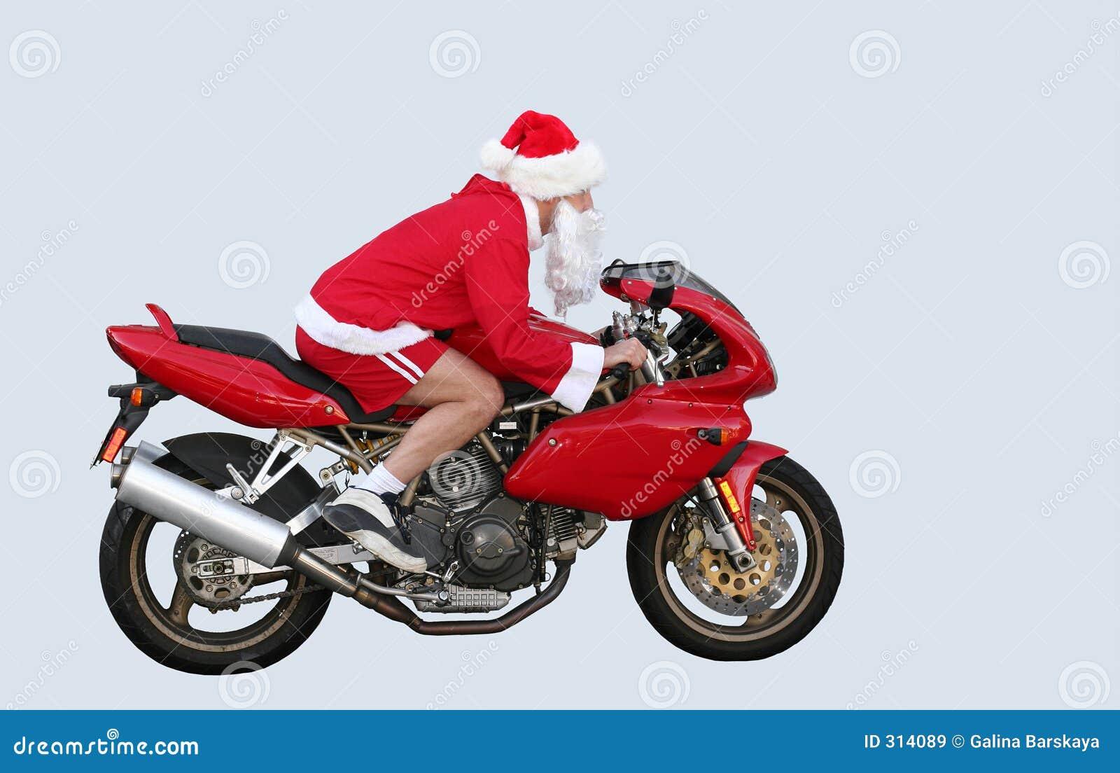 Papai Noel no CA