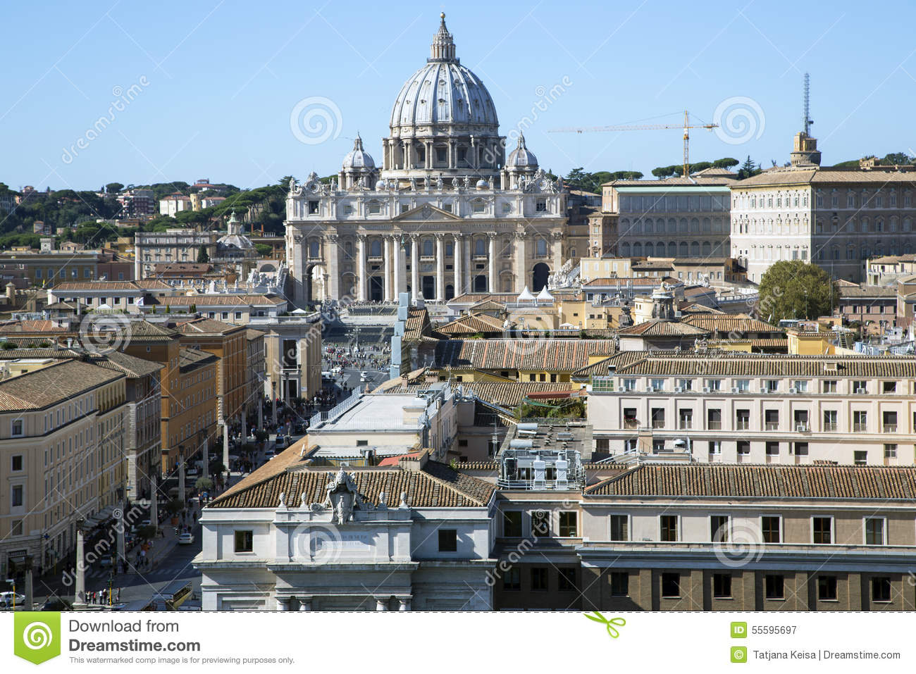 ... of saint peter in the vatican saint peter s basilica the world s