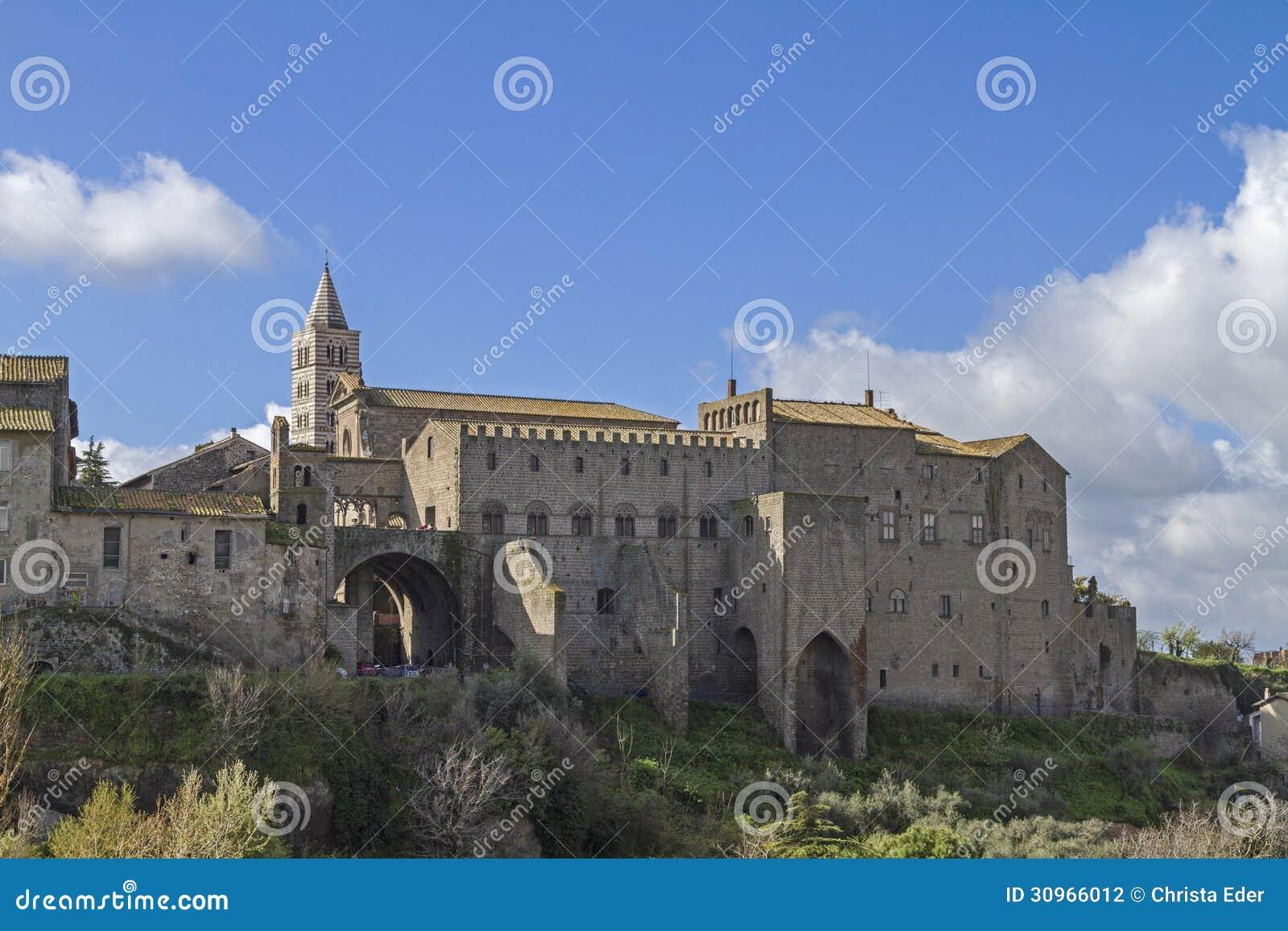 Papal Palace of Viterbo