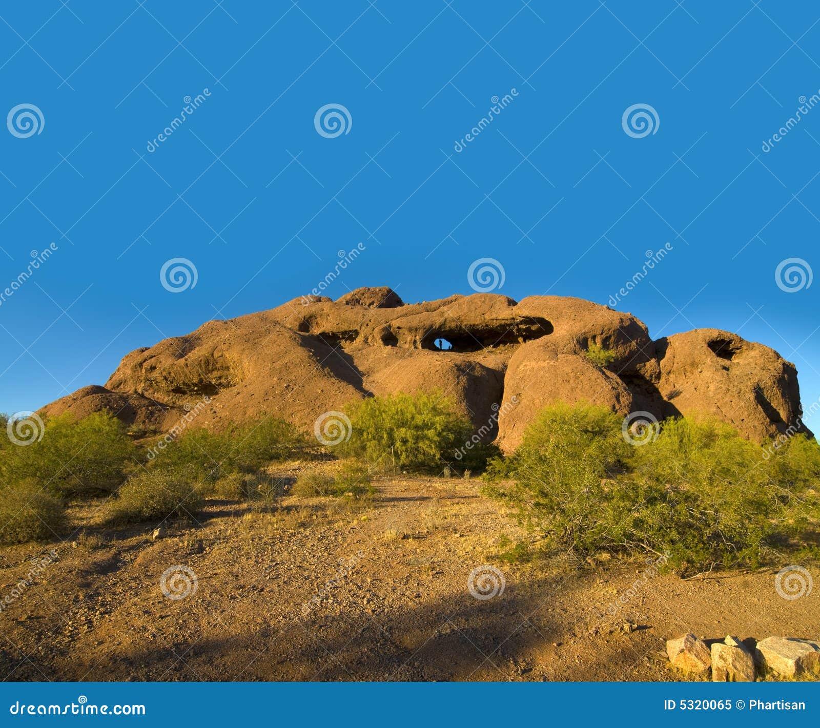 Image Of Sunny Arizona Pools: Papaogo Park In Phoenix, AZ Royalty Free Stock Photo