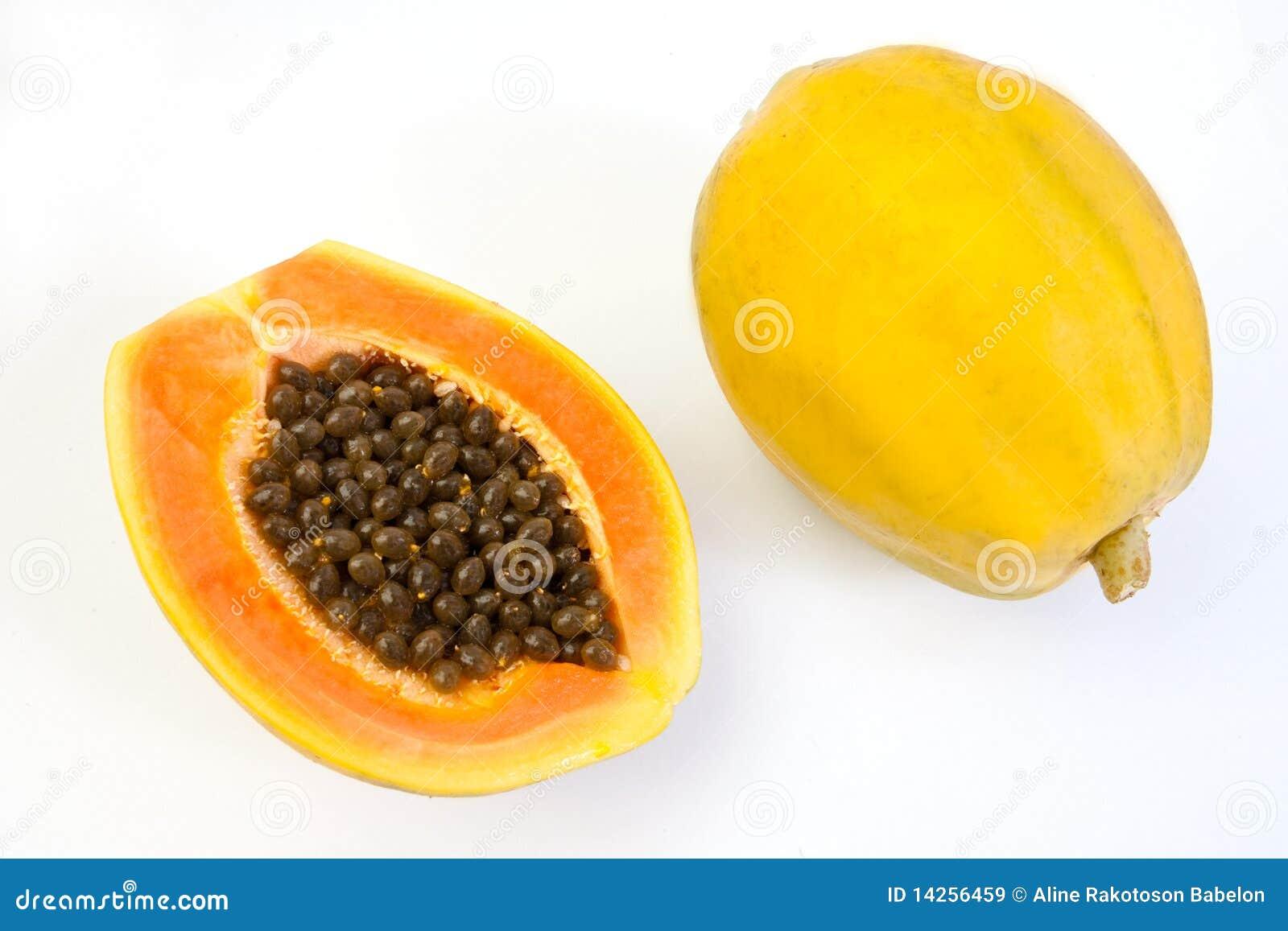 Papaya καρπού