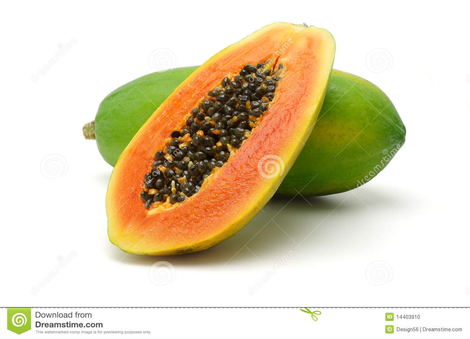 Papaya καρπών