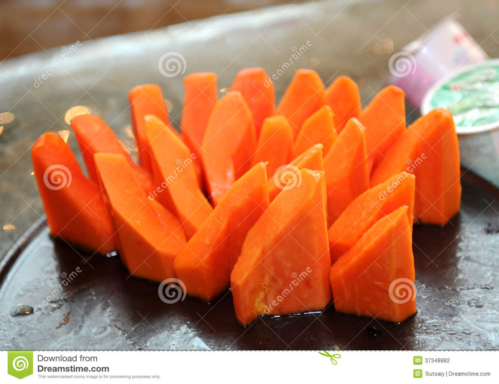 Papaya dulce