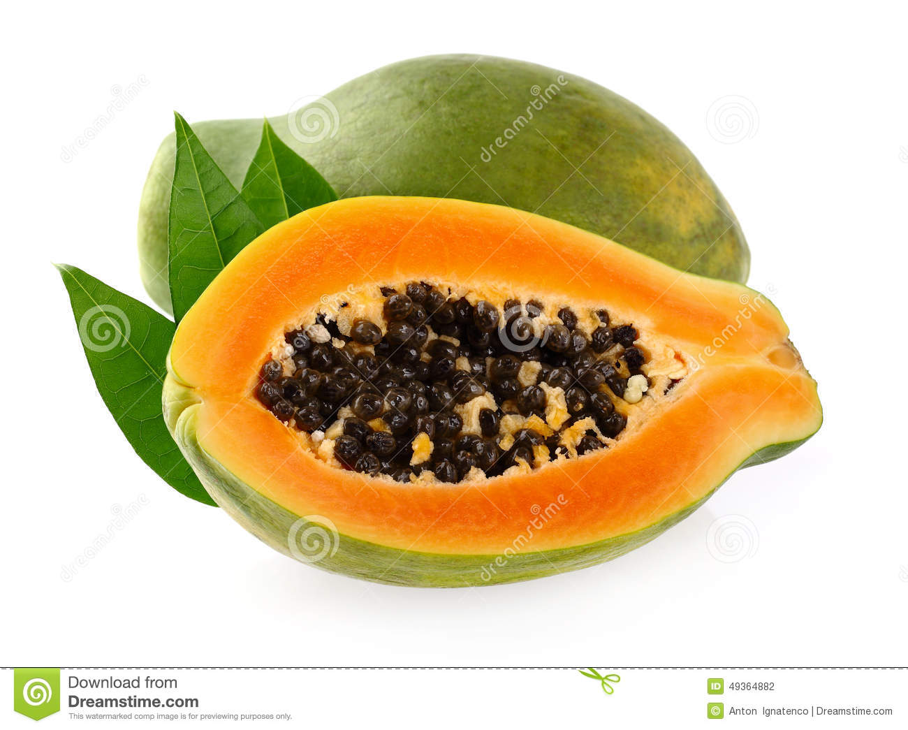 Papaya Fruit Nutrition Facts - Fruit Names A-Z With Pictures