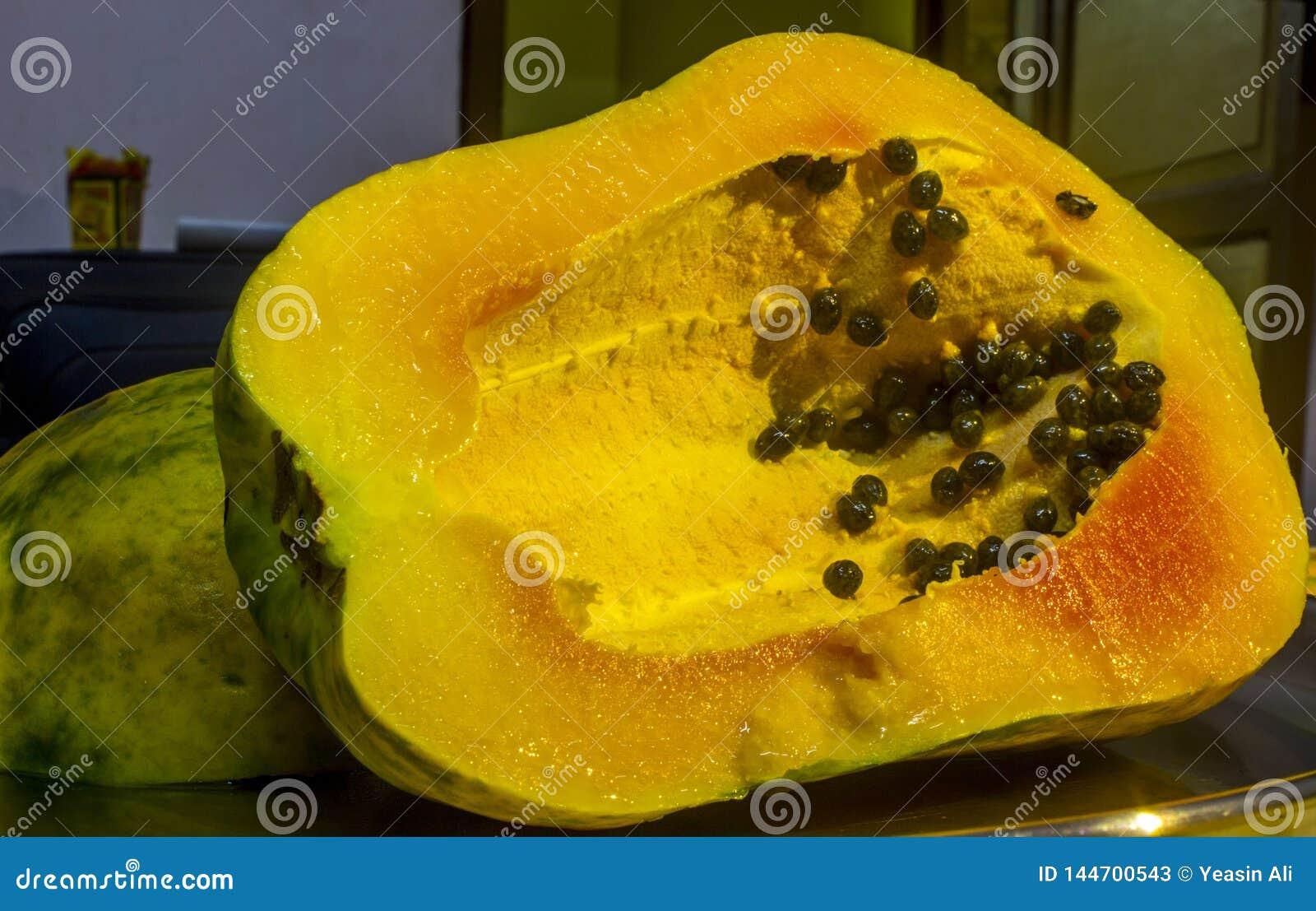Papaya och fr?