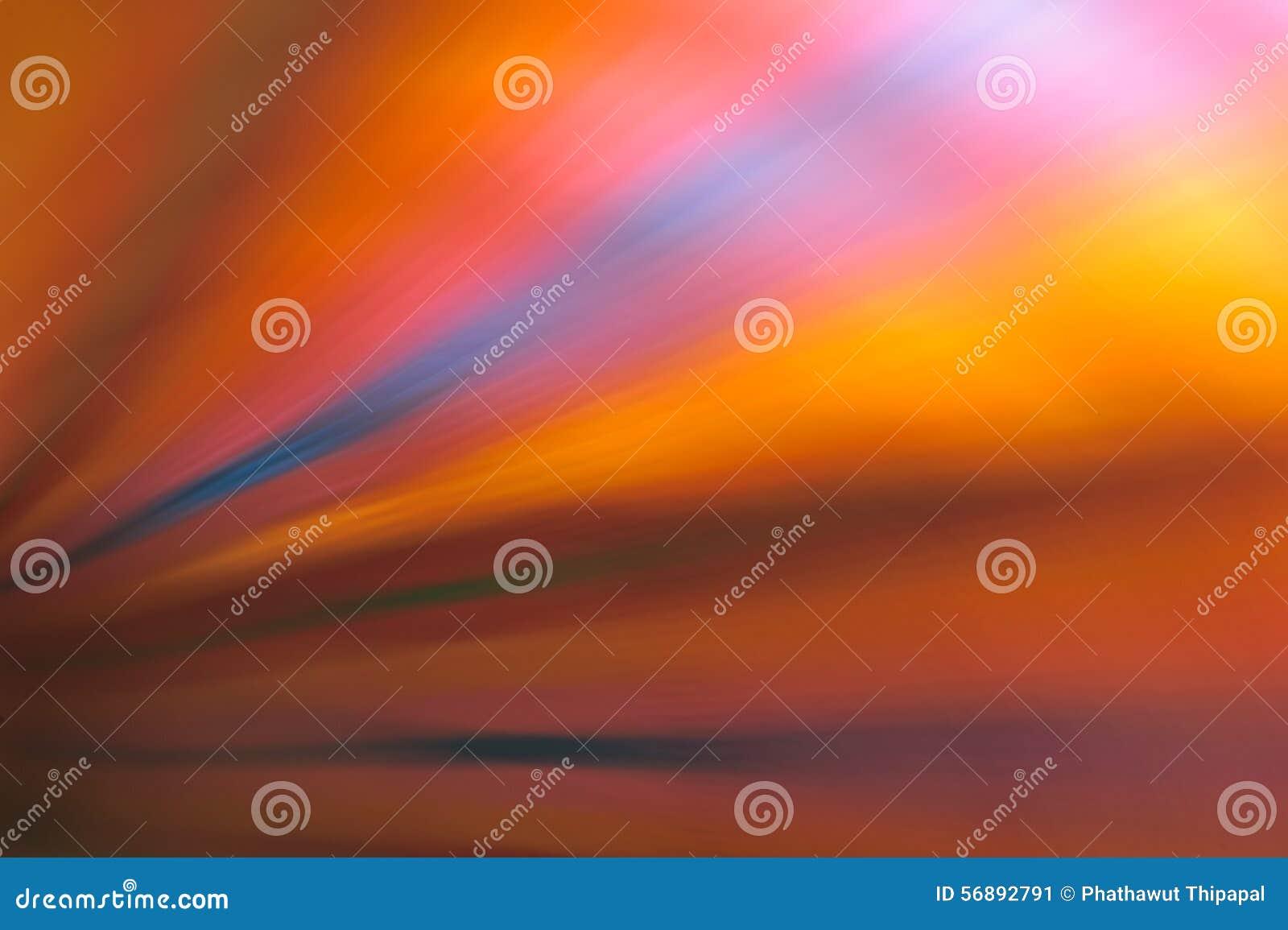 Papel colorido borrado no fundo