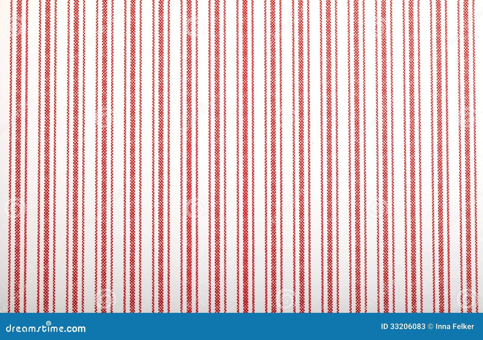 Papel de empapelar con el modelo rayado rojo imagen de for Papel empapelar pared