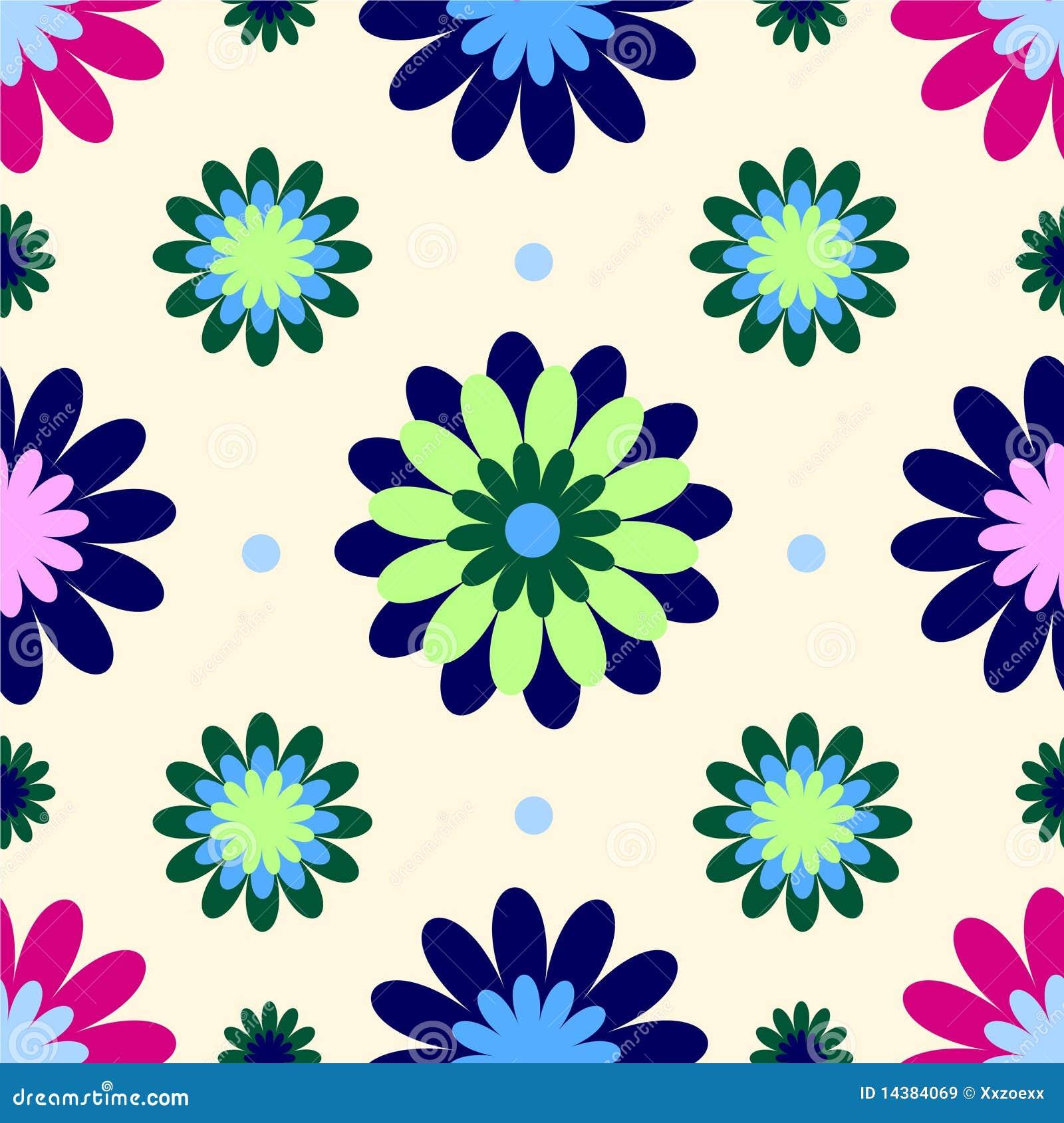 Papel de parede da flor do vintage imagens de stock - Papel de pared retro ...
