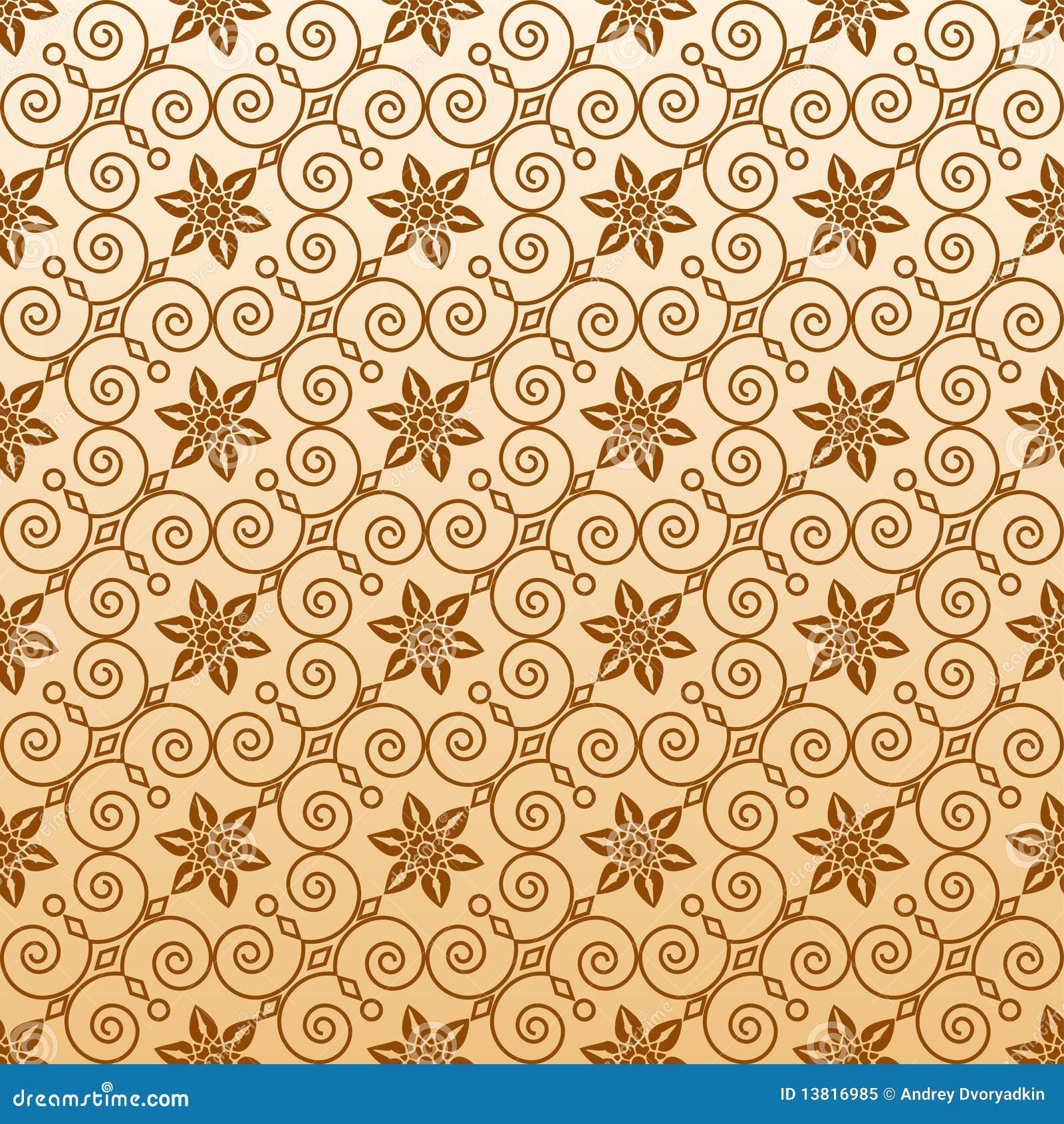 Papel de parede decorativo sem emenda foto de stock royalty free imagem 13816985 - Papel autoadhesivo decorativo ...