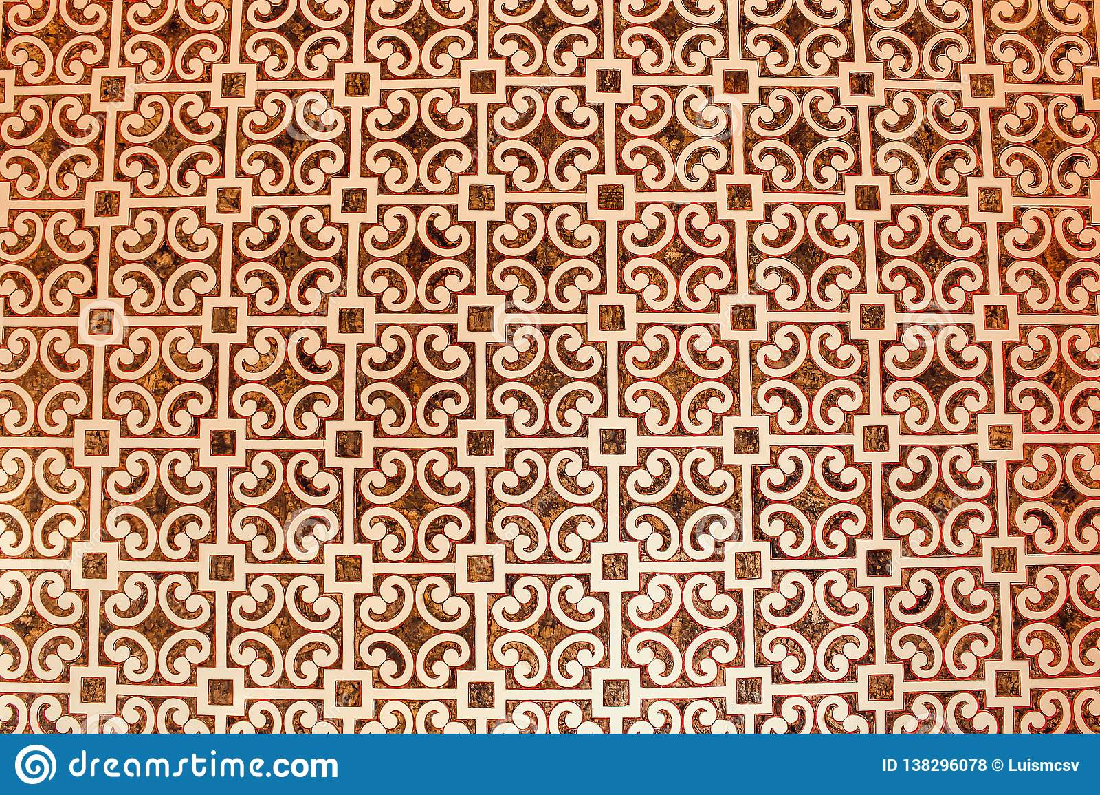 Papel de parede, textura