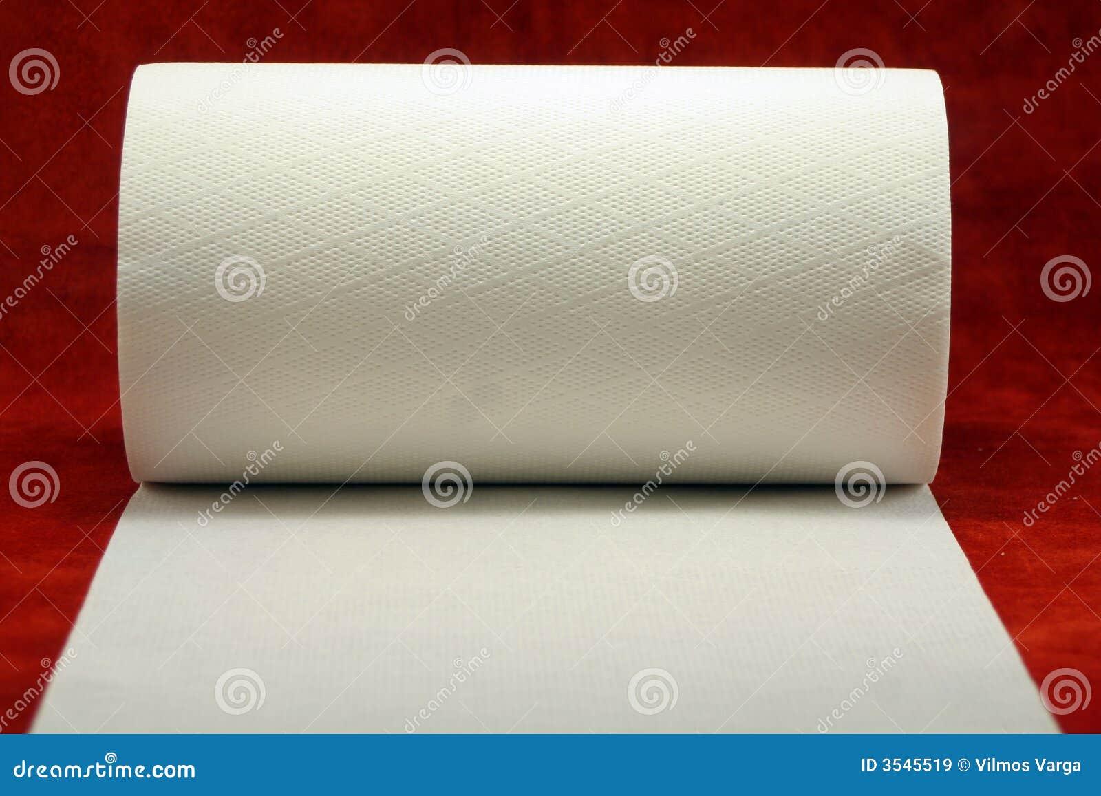 Papel de tecido