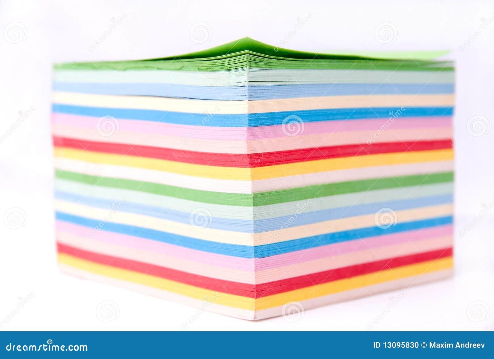 Papel del color