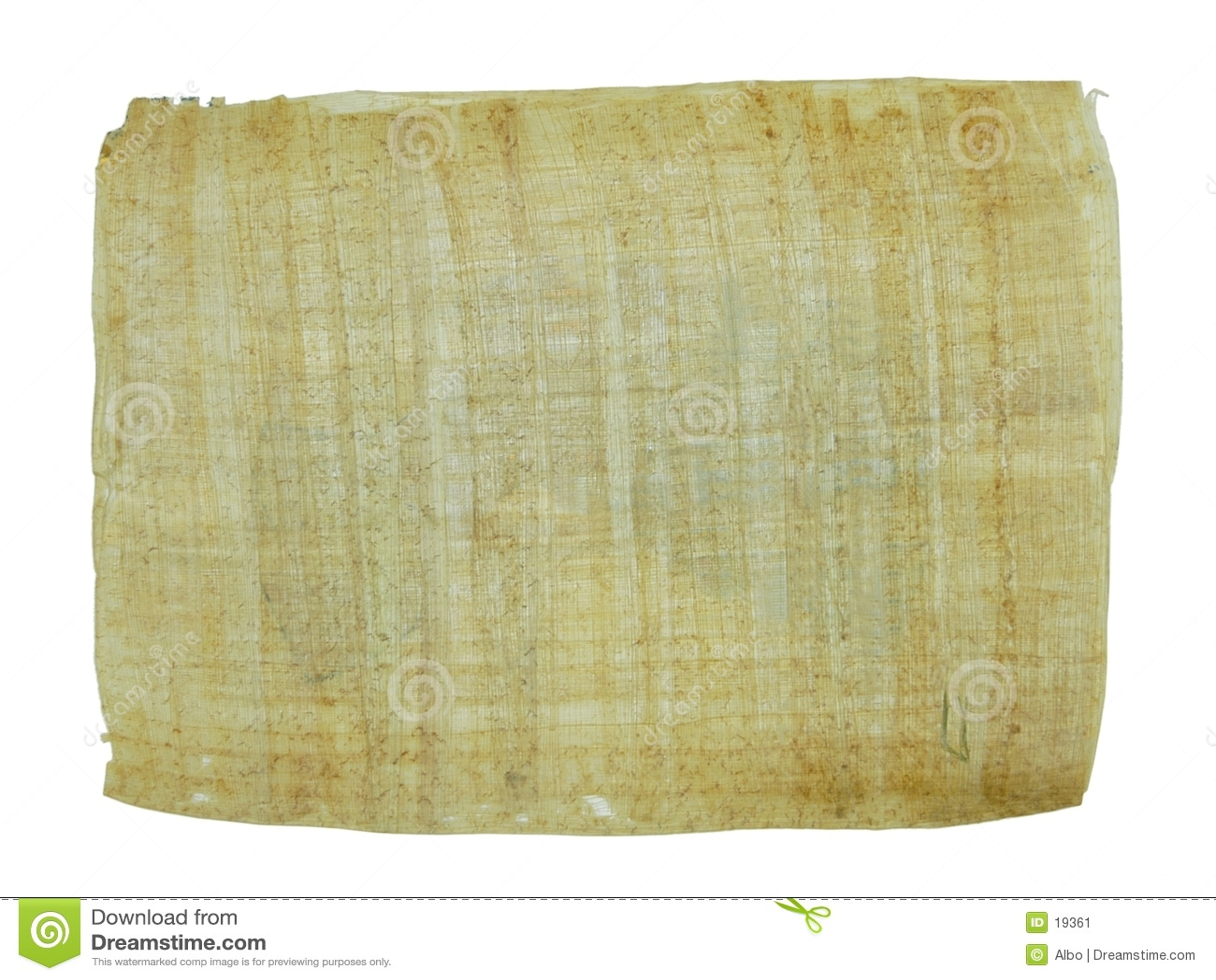 Papel del papiro
