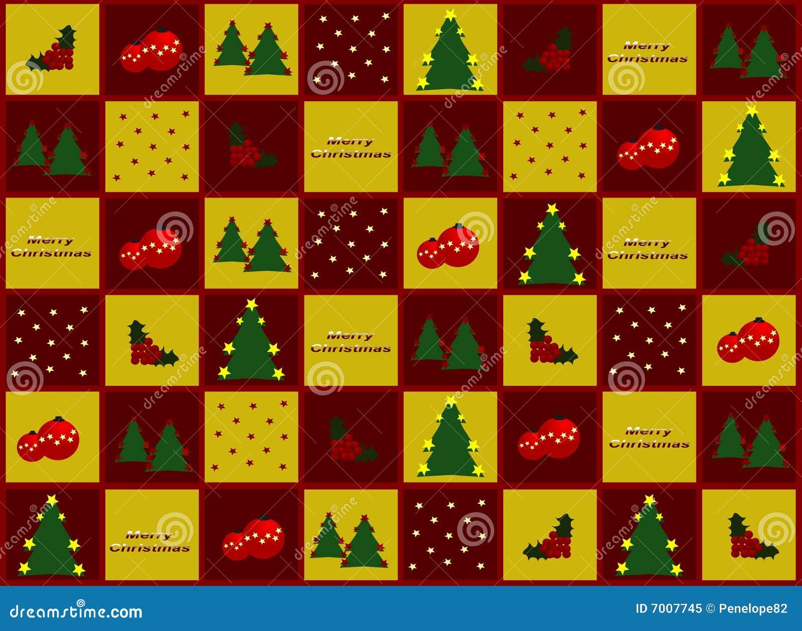 Papel del regalo de la navidad foto de archivo libre de - Papel de regalo navidad ...