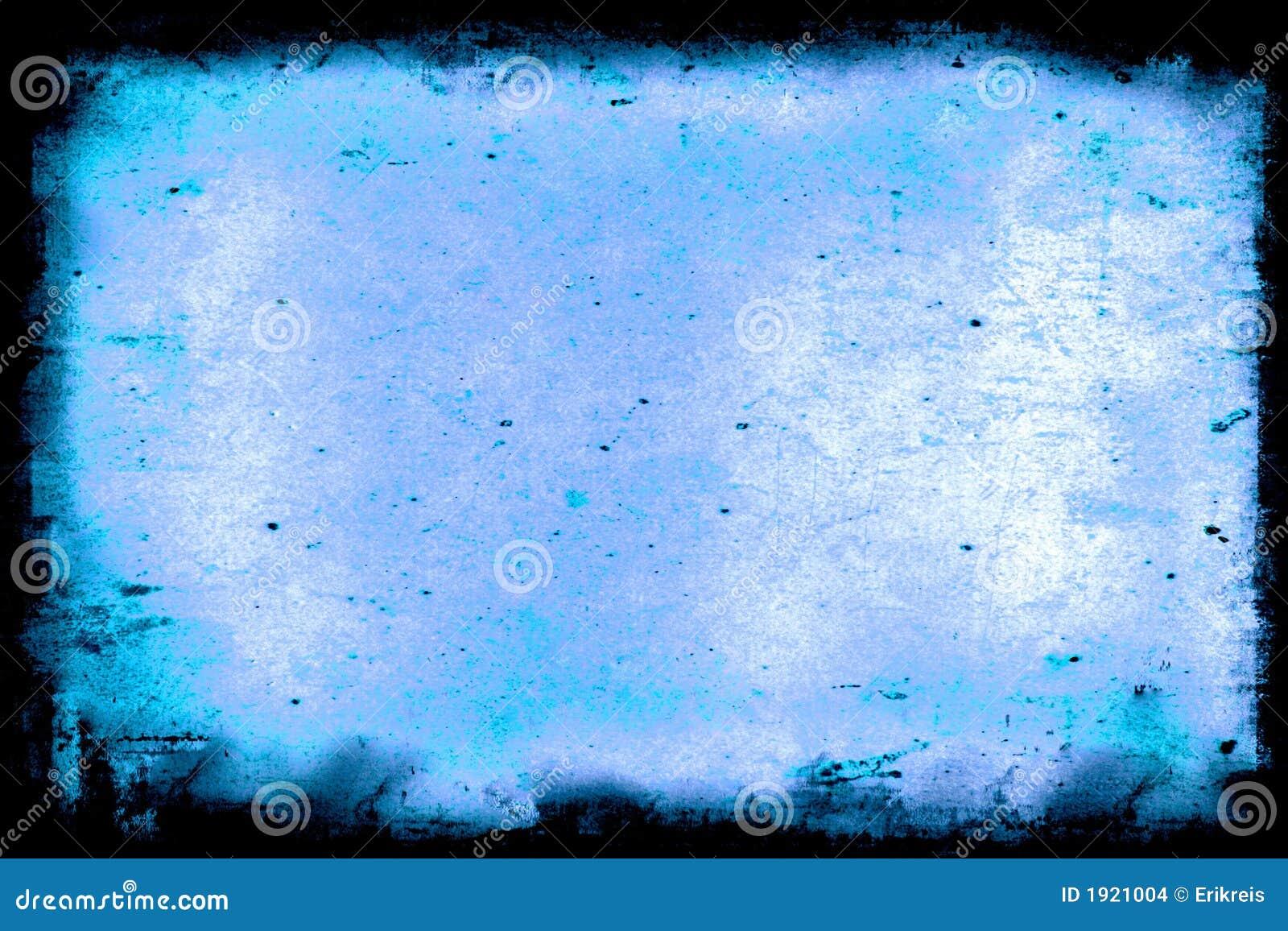 Papel envelhecido azul
