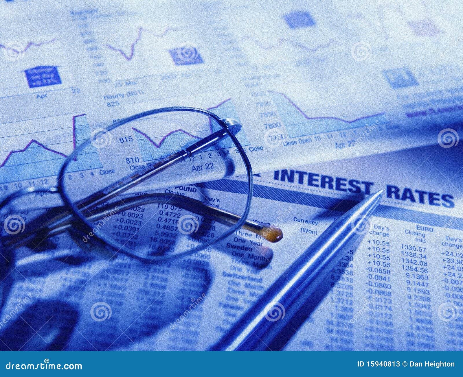 Papel financeiro do mercado de valores de acção