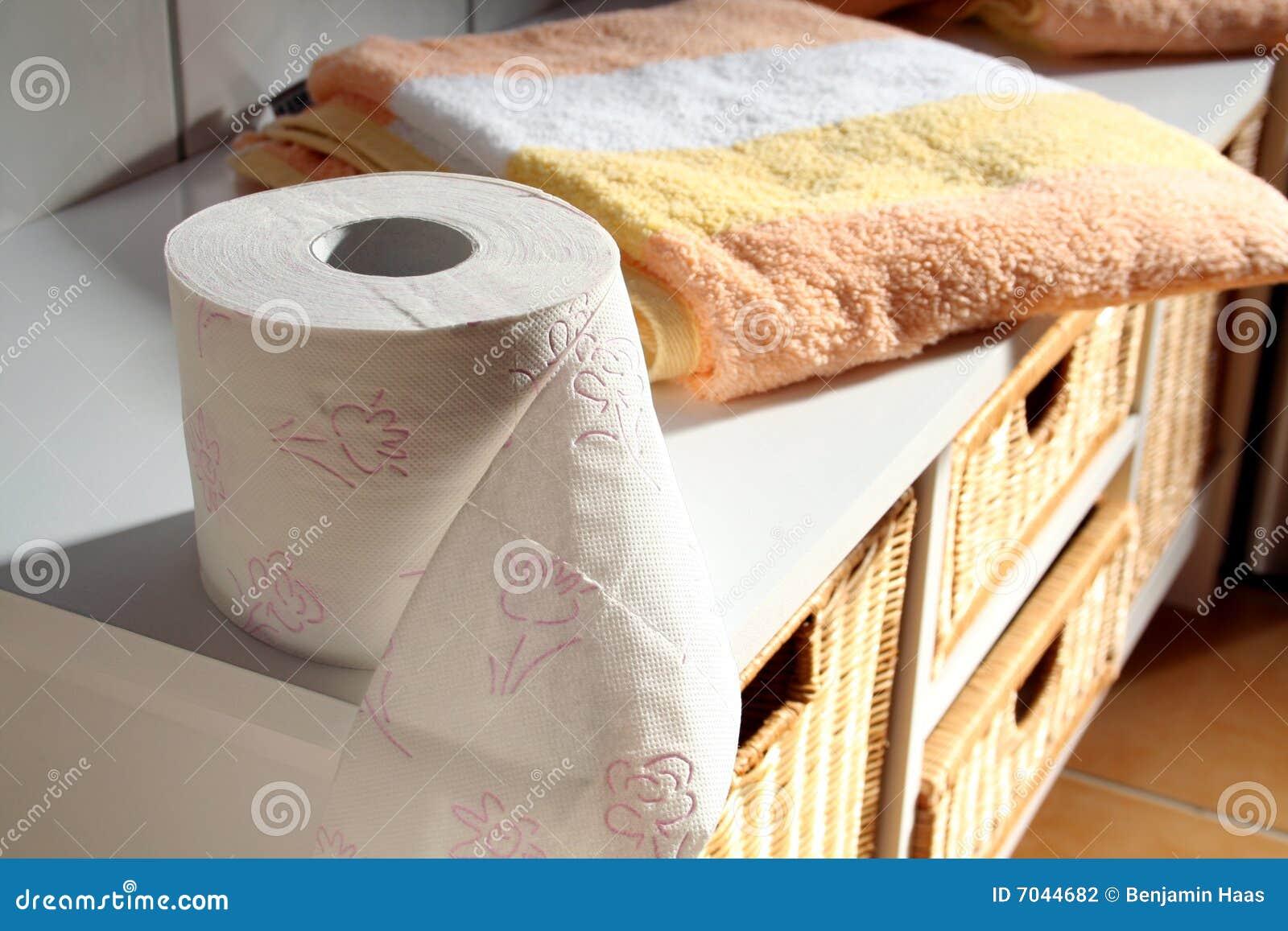 Papel higiénico