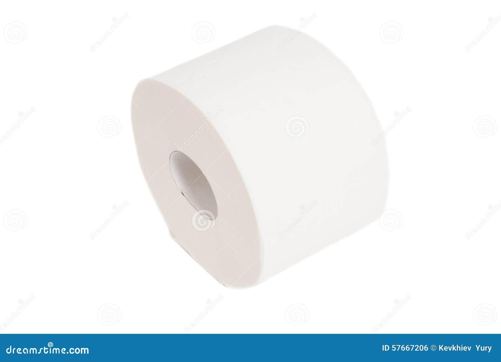 Papel higiénico simples