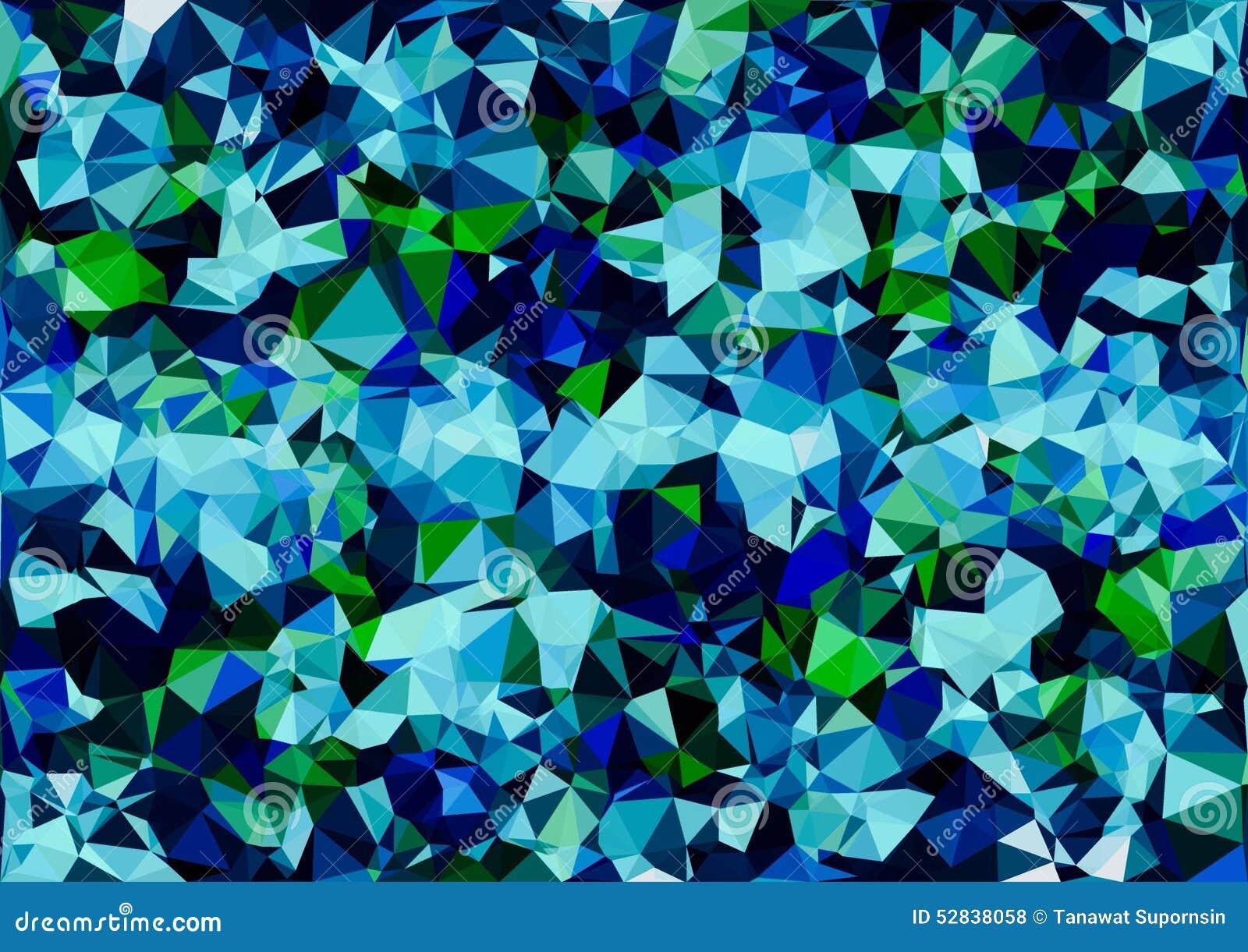 Papel pintado azul abstracto del bokeh del color verde for Papel decorativo azul