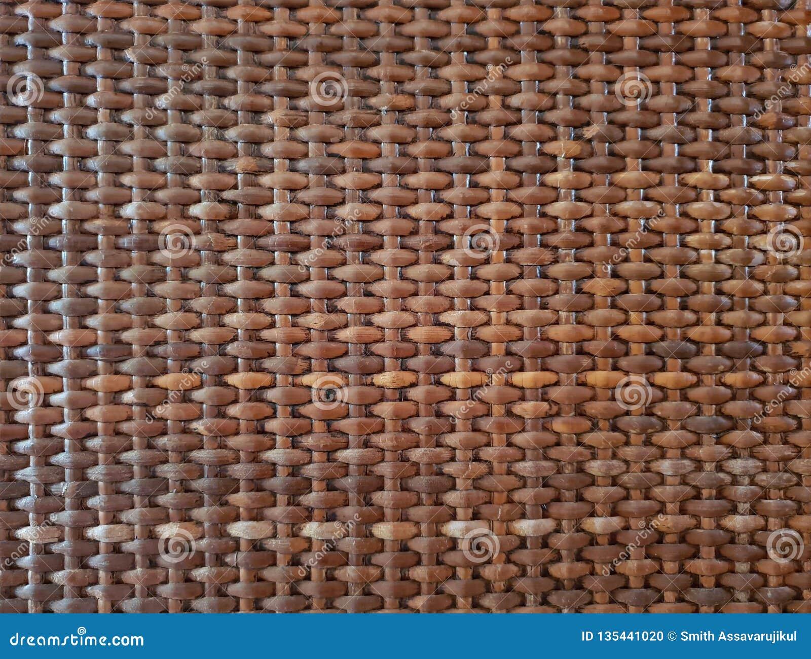 Papel pintado de madera del fondo de la textura de la cesta