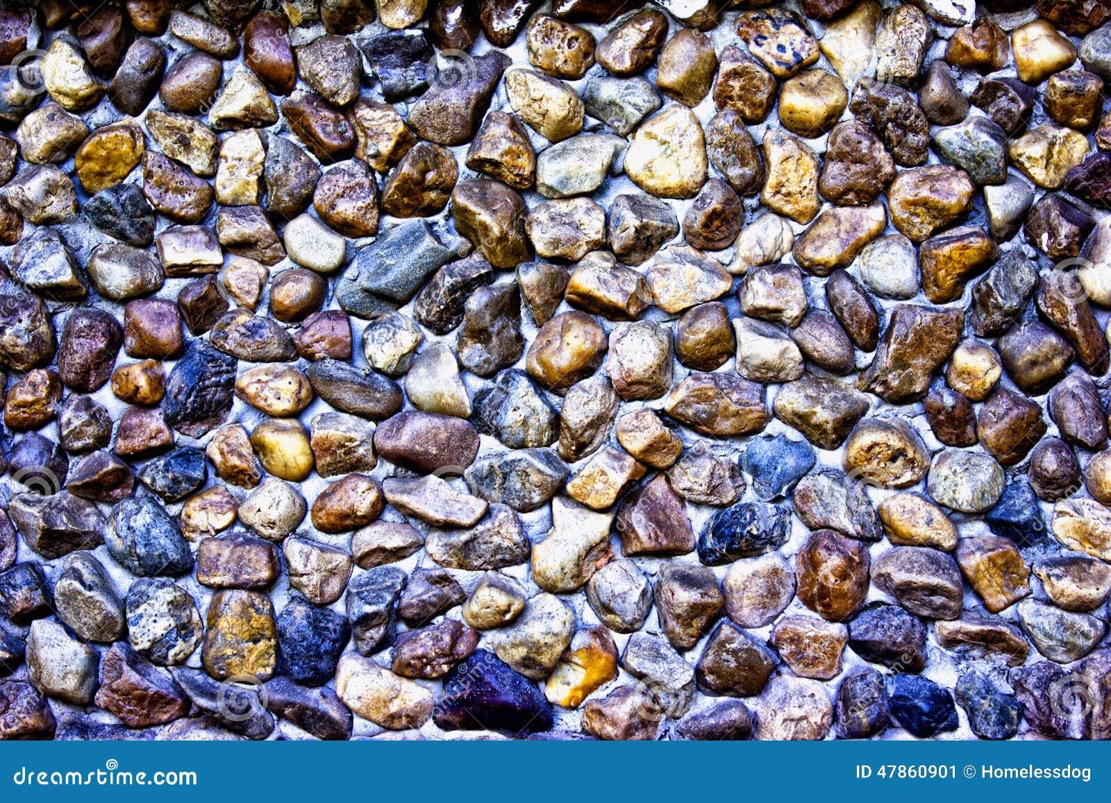 Papel pintado de piedra del fondo de la pared foto de for Papel pintado de piedra