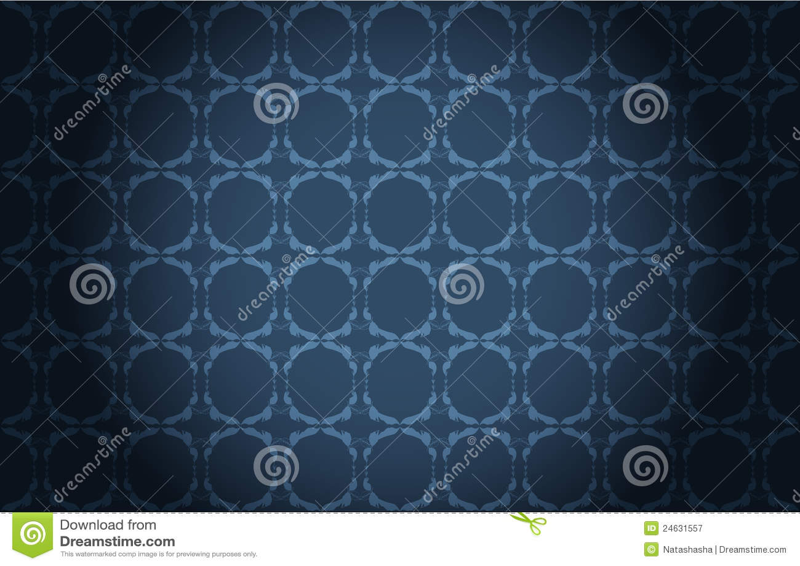 Papel pintado decorativo azul fotograf a de archivo libre for Papel pintado decorativo