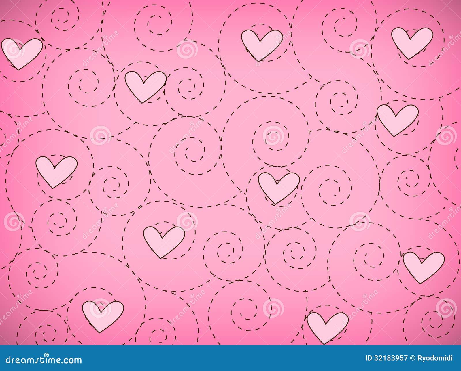 Papel pintado del amor fotograf a de archivo libre de - Papel pintado imagenes ...