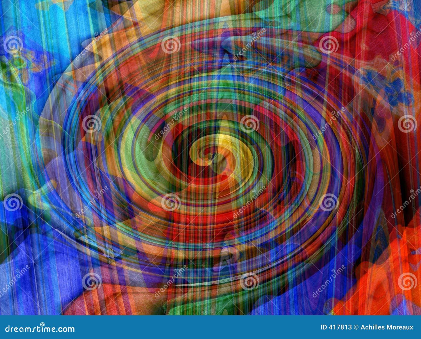 Papel pintado del arco iris fotos de archivo imagen 417813 - Papel pintado imagenes ...