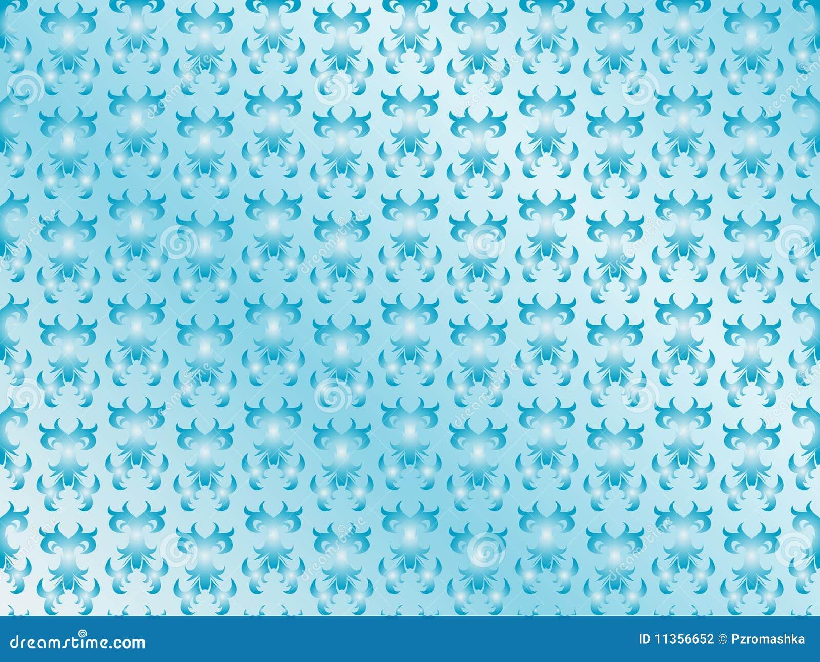 Papel Decorado Azul Marino I Blanco