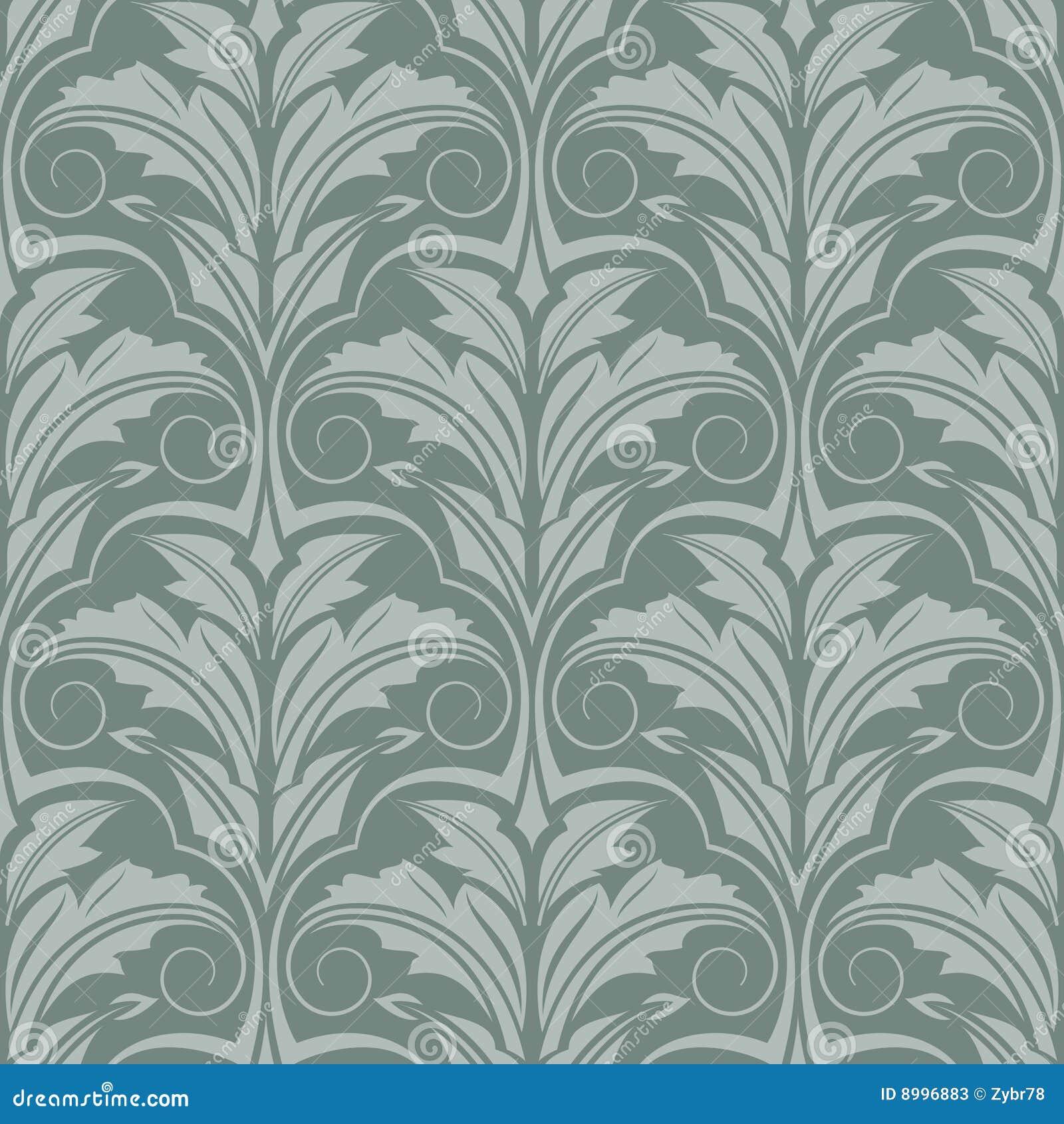 Papel pintado gris verde fotos de archivo imagen 8996883 - Papel pintado verde ...
