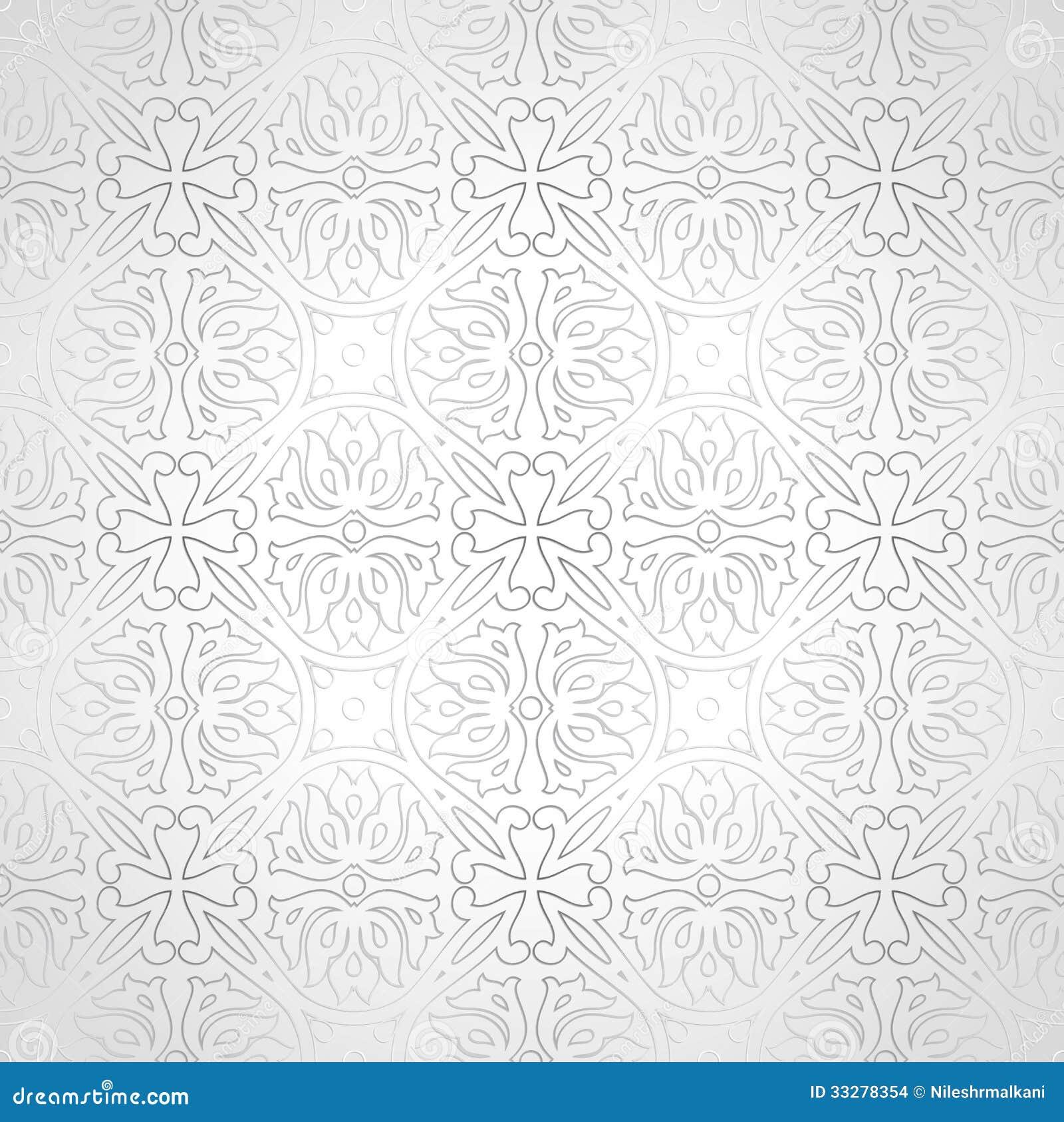 papel pintado lujoso incons til de plata imagenes de On papel pintado lujoso