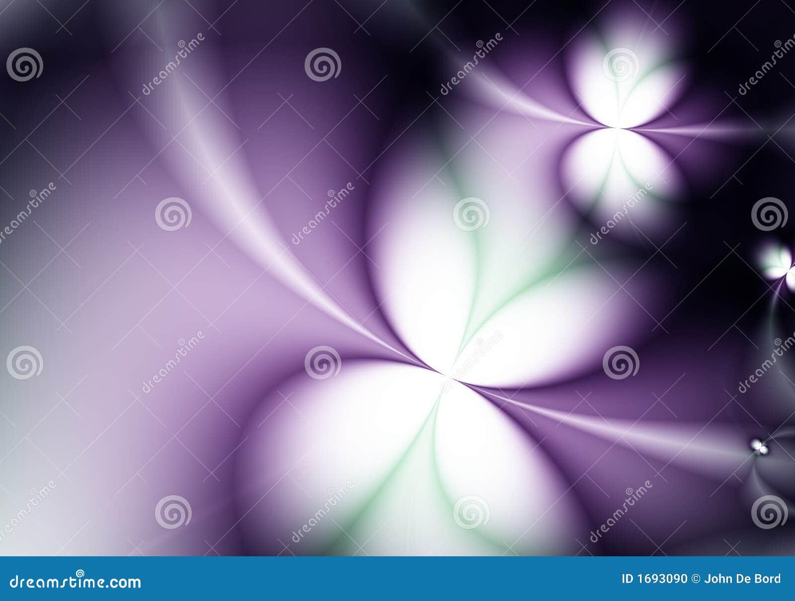 Papel pintado púrpura del fondo del extracto de la flor