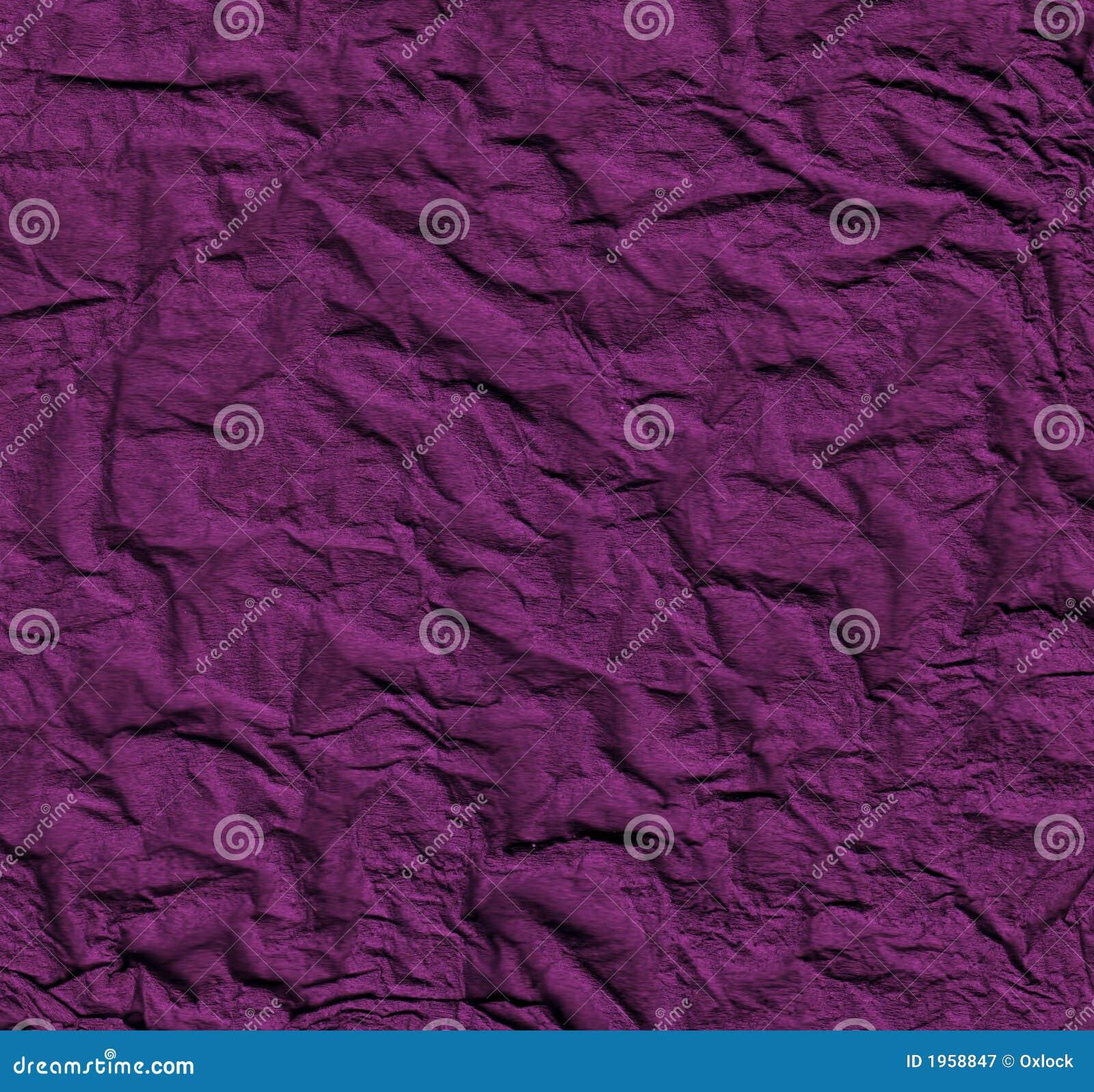 Papel rumpled de color de malva