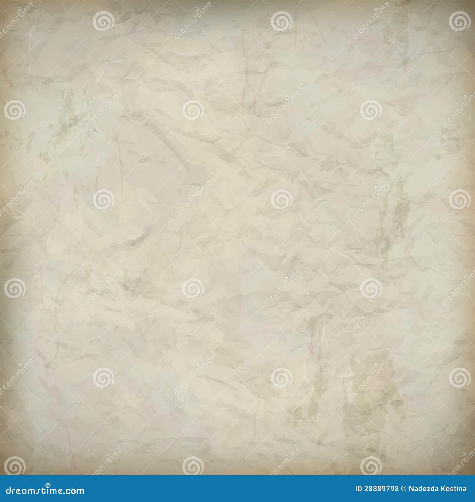 Papel velho fundo textured amarrotado vintage ilustra o - Papel de pared gris ...