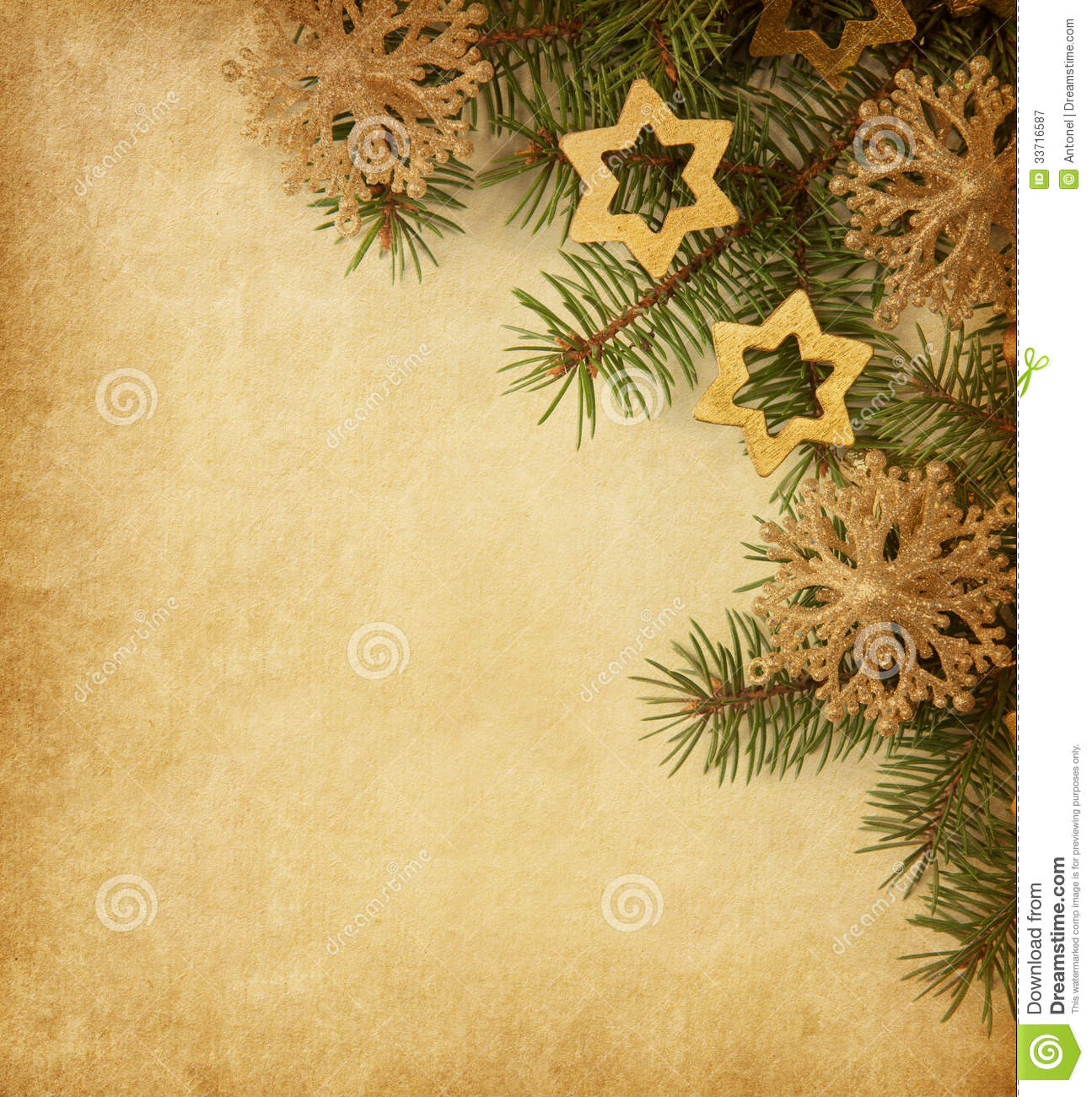 download paper background with christmas border stock image image of letter elegance