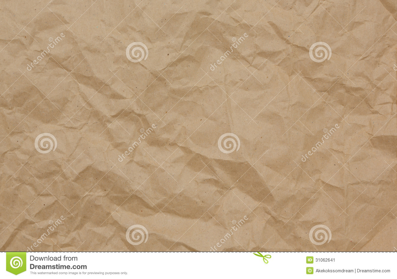 Paper bag background