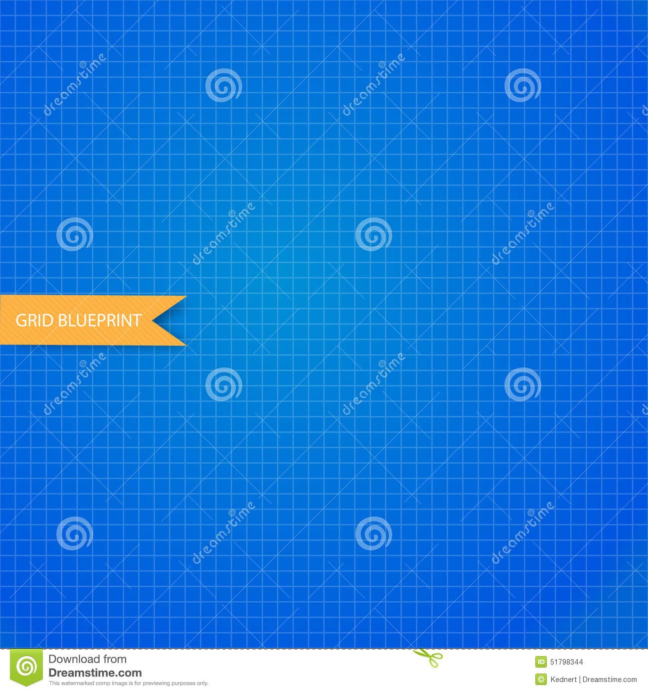 paper blueprint vector isolated stock vector illustration of