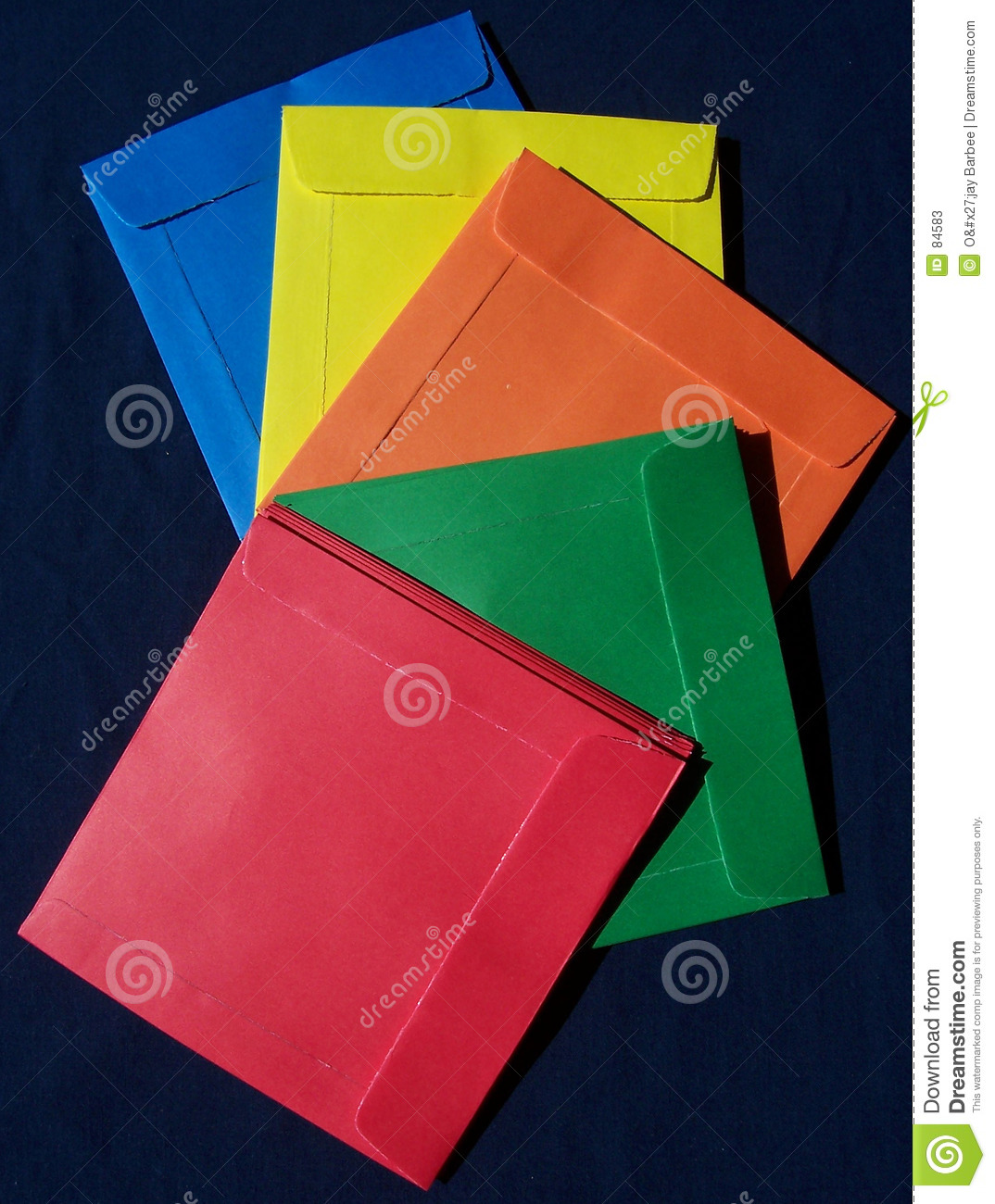 Paper CD Covers Stock Photos - Image: 84583