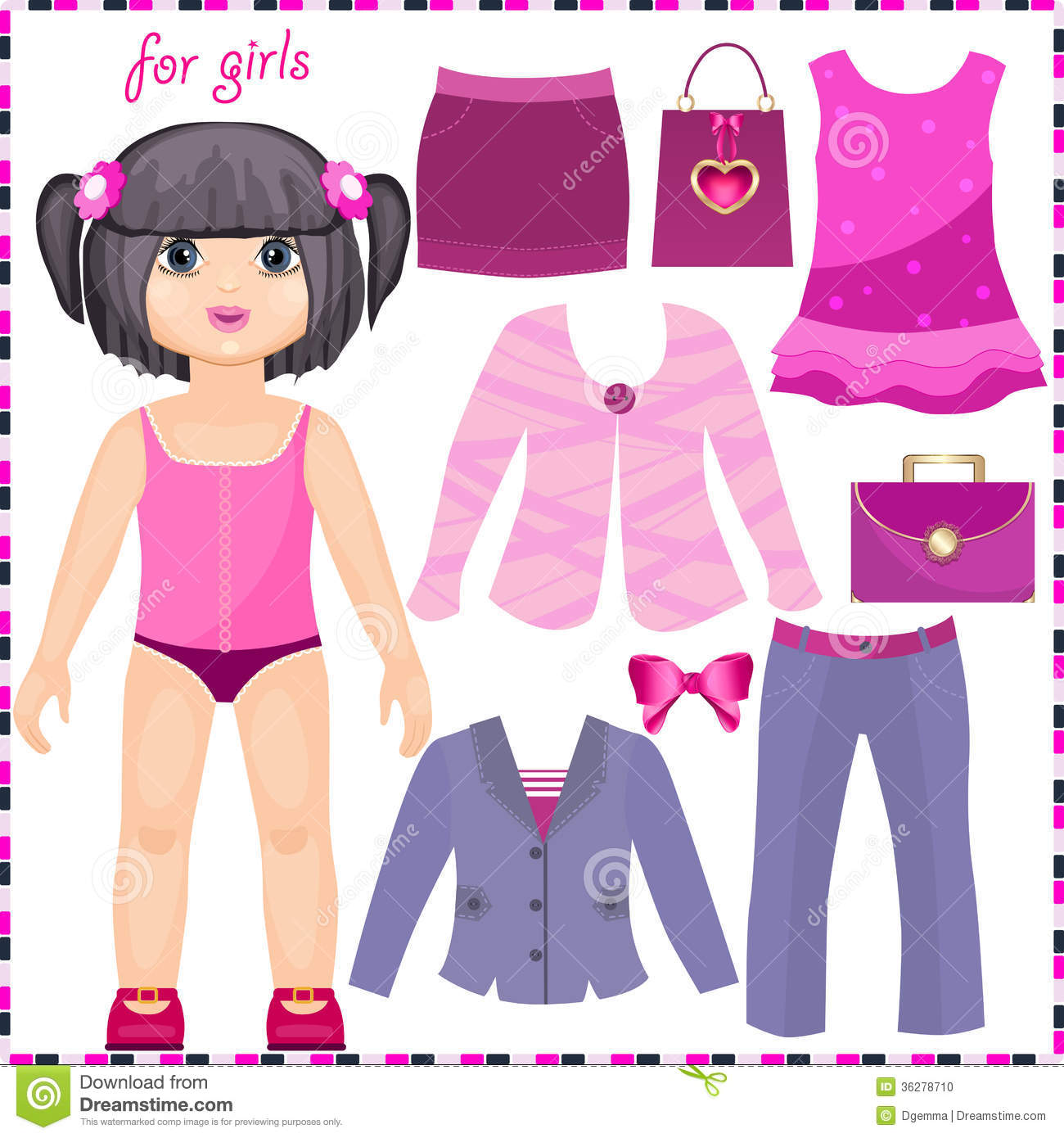 printable paper doll body male models picture