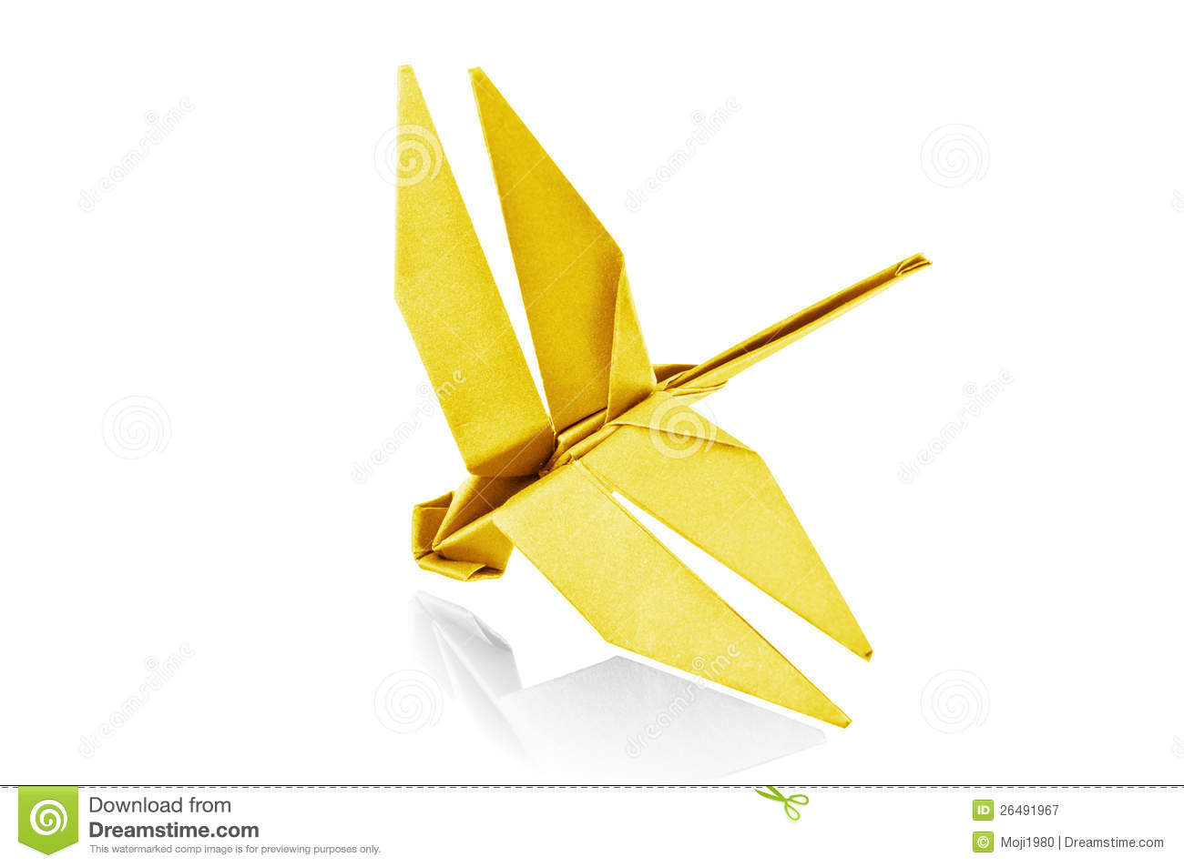 Paper dragonfly stock image image of abstract love 26491967 paper dragonfly jeuxipadfo Image collections