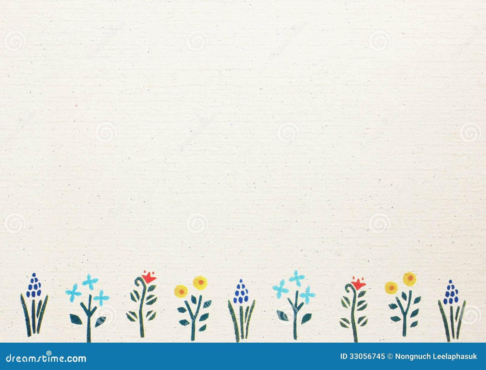 Flower Old Paper By Vanessabettencourt Decorative Violet Paper Cut