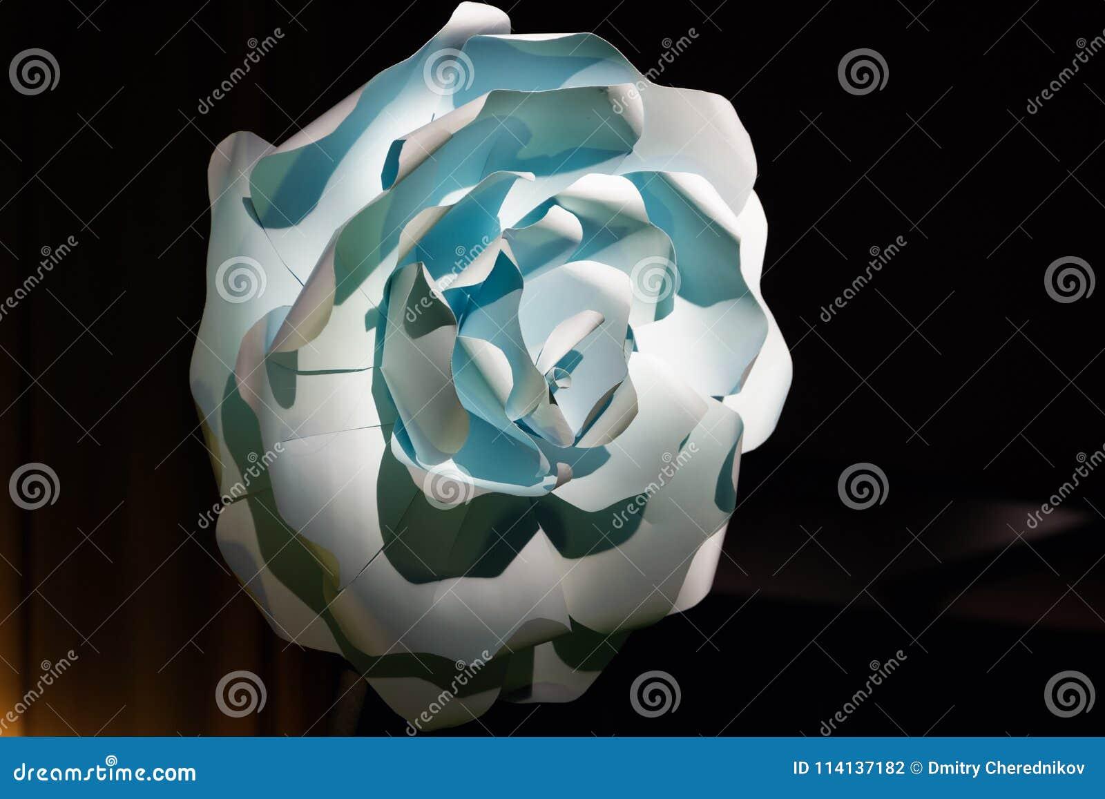 Paper Flower Decoration Ideas Stock Photo Image Of Decoration