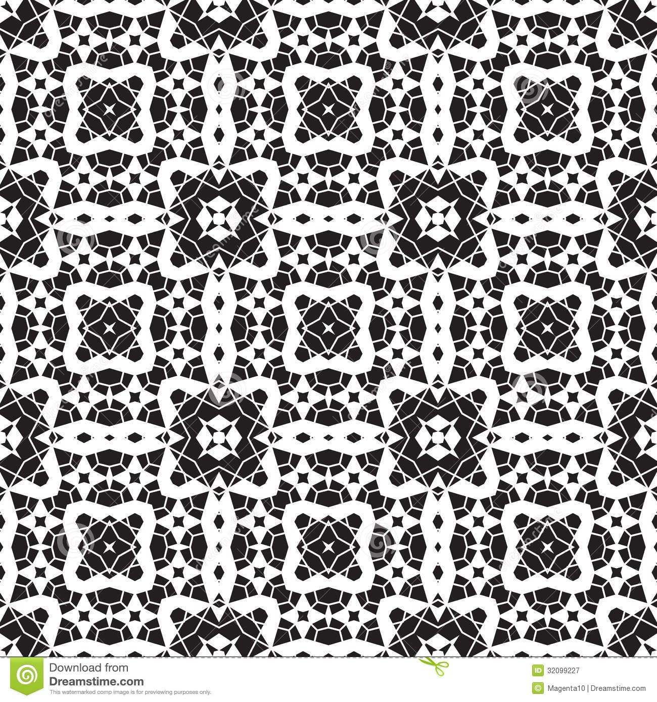 paper lace pattern stock vector illustration of design 32099227