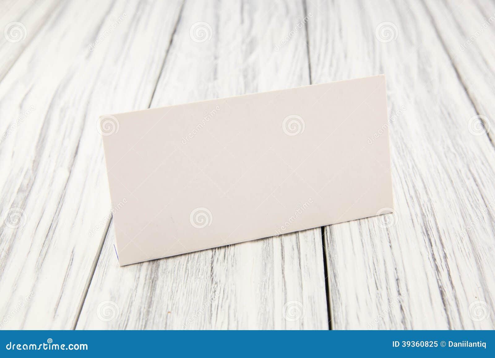 paper nameplate stock image image of interior design 39360825