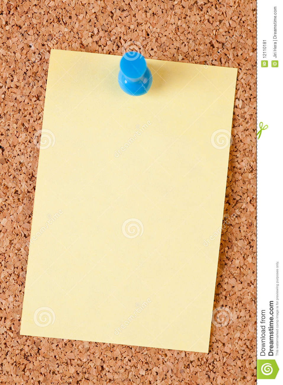 Post it poster board paper