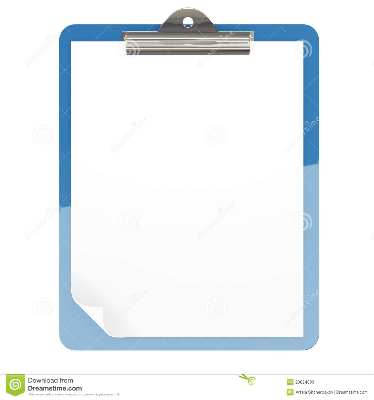 Paper Pad Holder Stock Photos - Image: 29024803 Z Table Chart