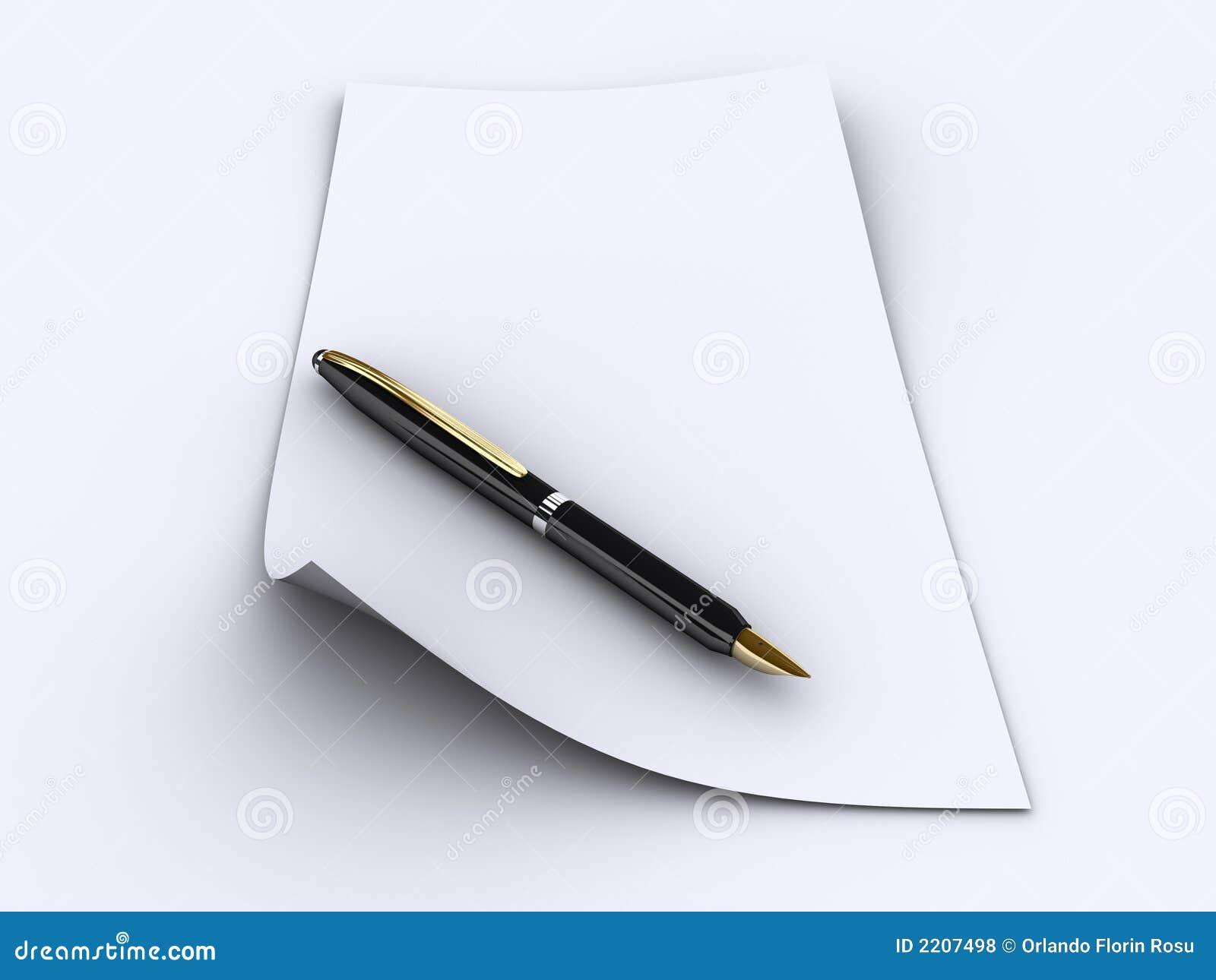 Paper penna
