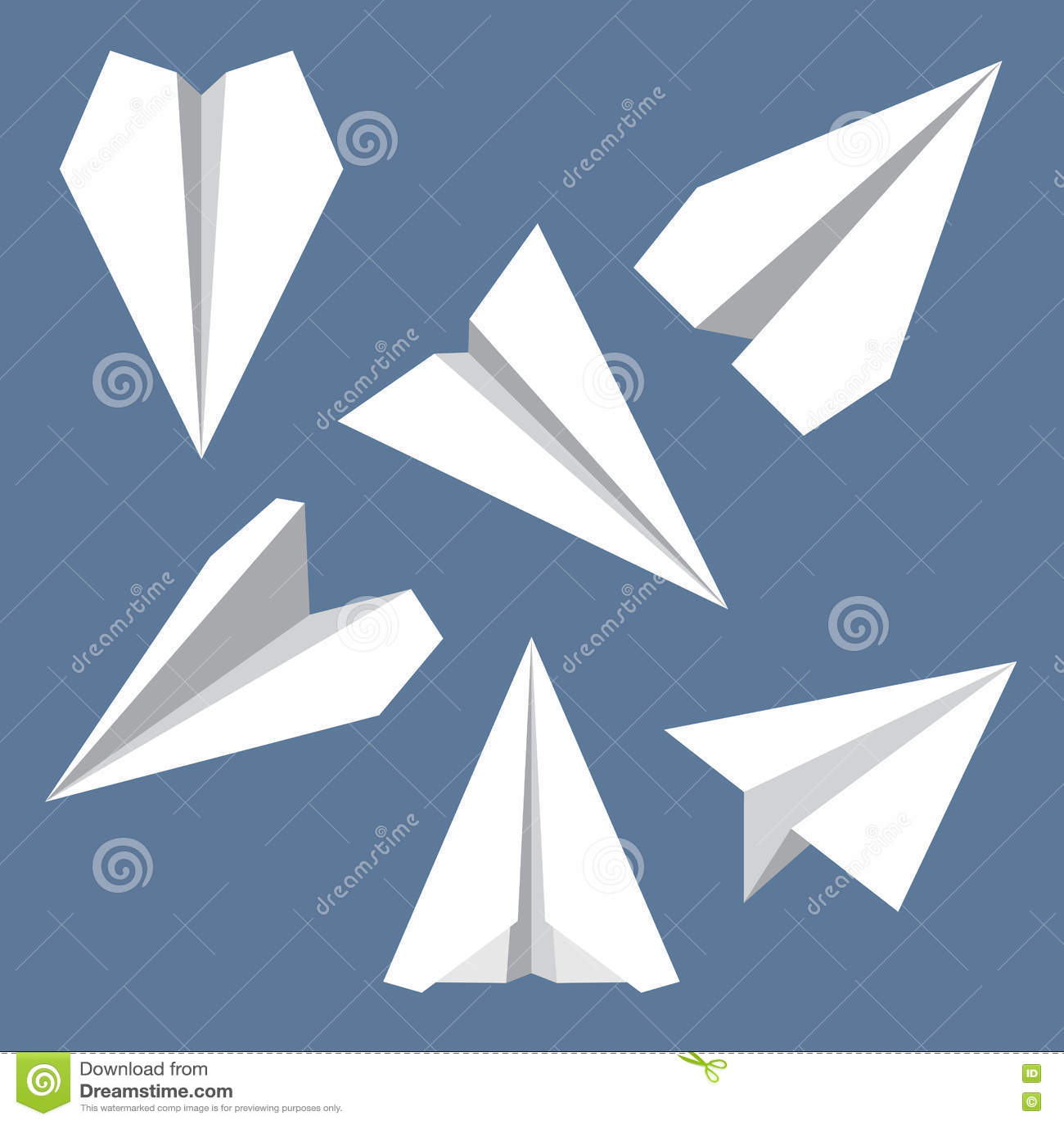 Origami planes |