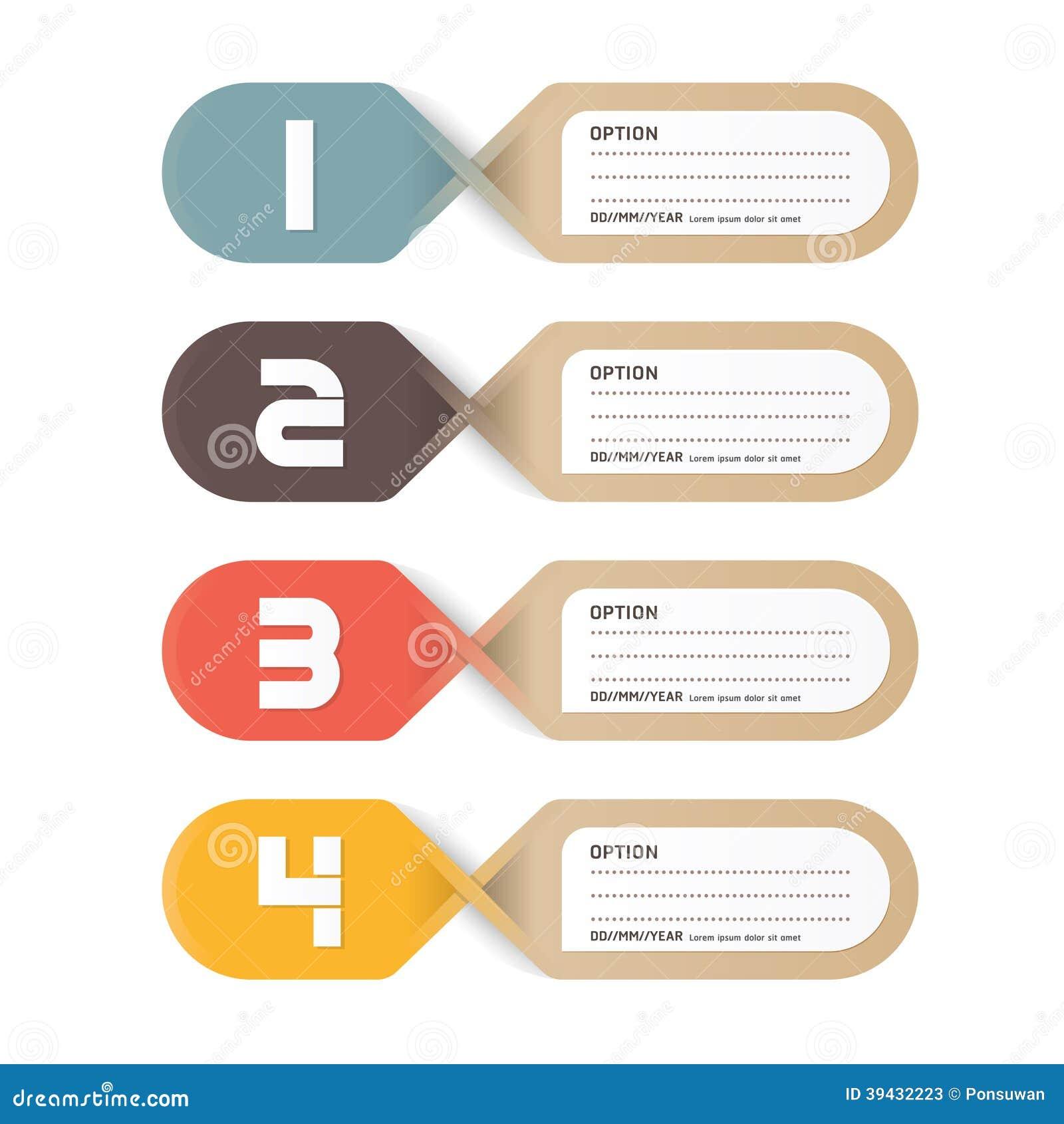 Paper Price Tag Vector Design Stock Vector Illustration